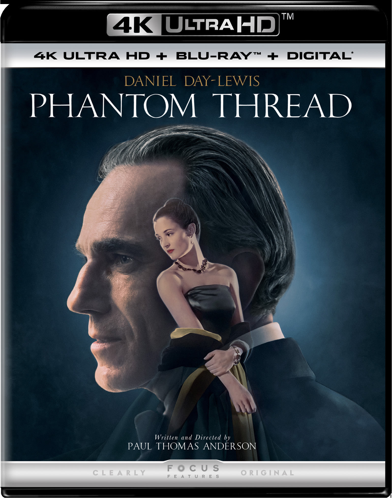 Phantom Thread (4K Ultra HD) [UHD]