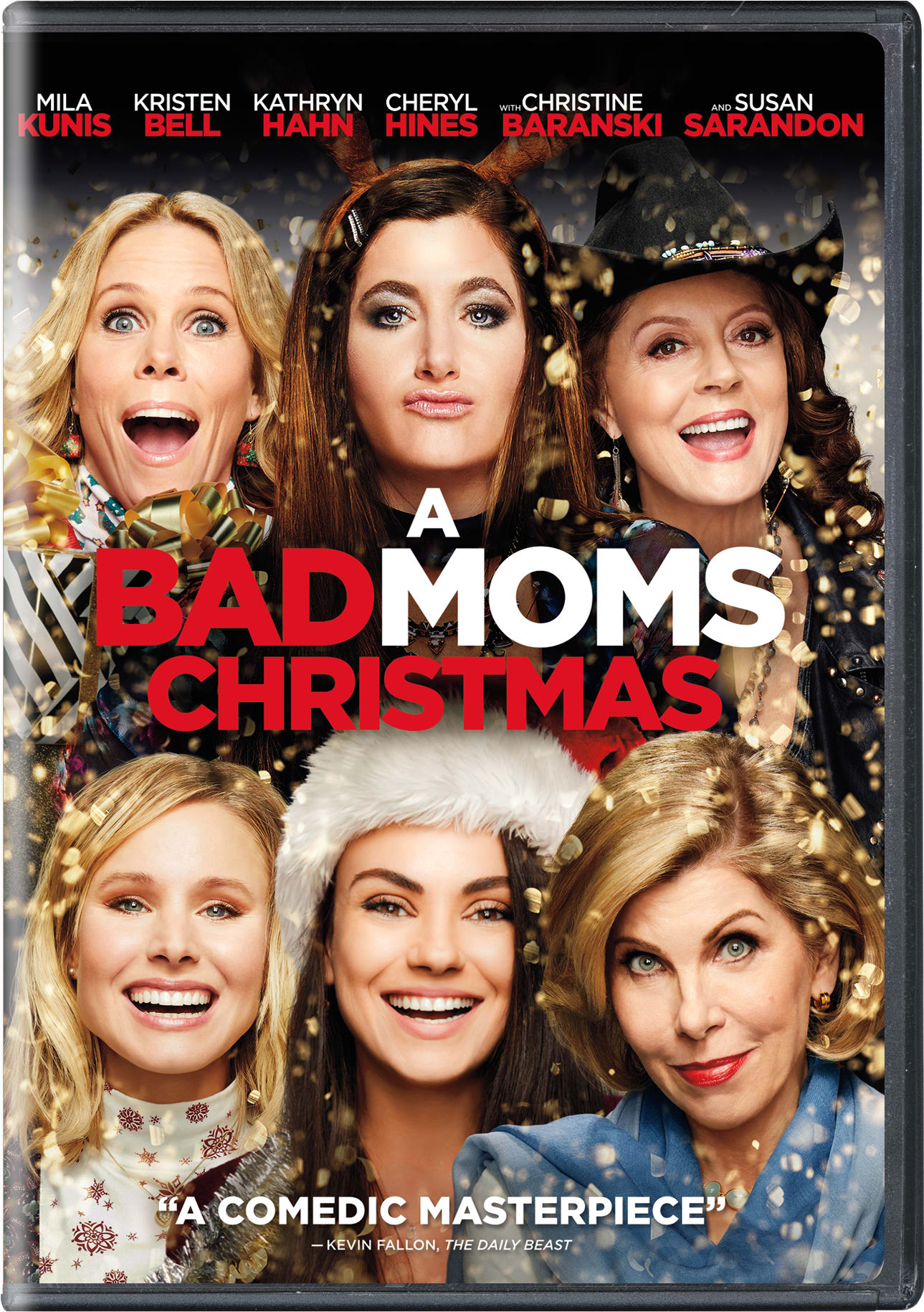 A Bad Moms Christmas [DVD]