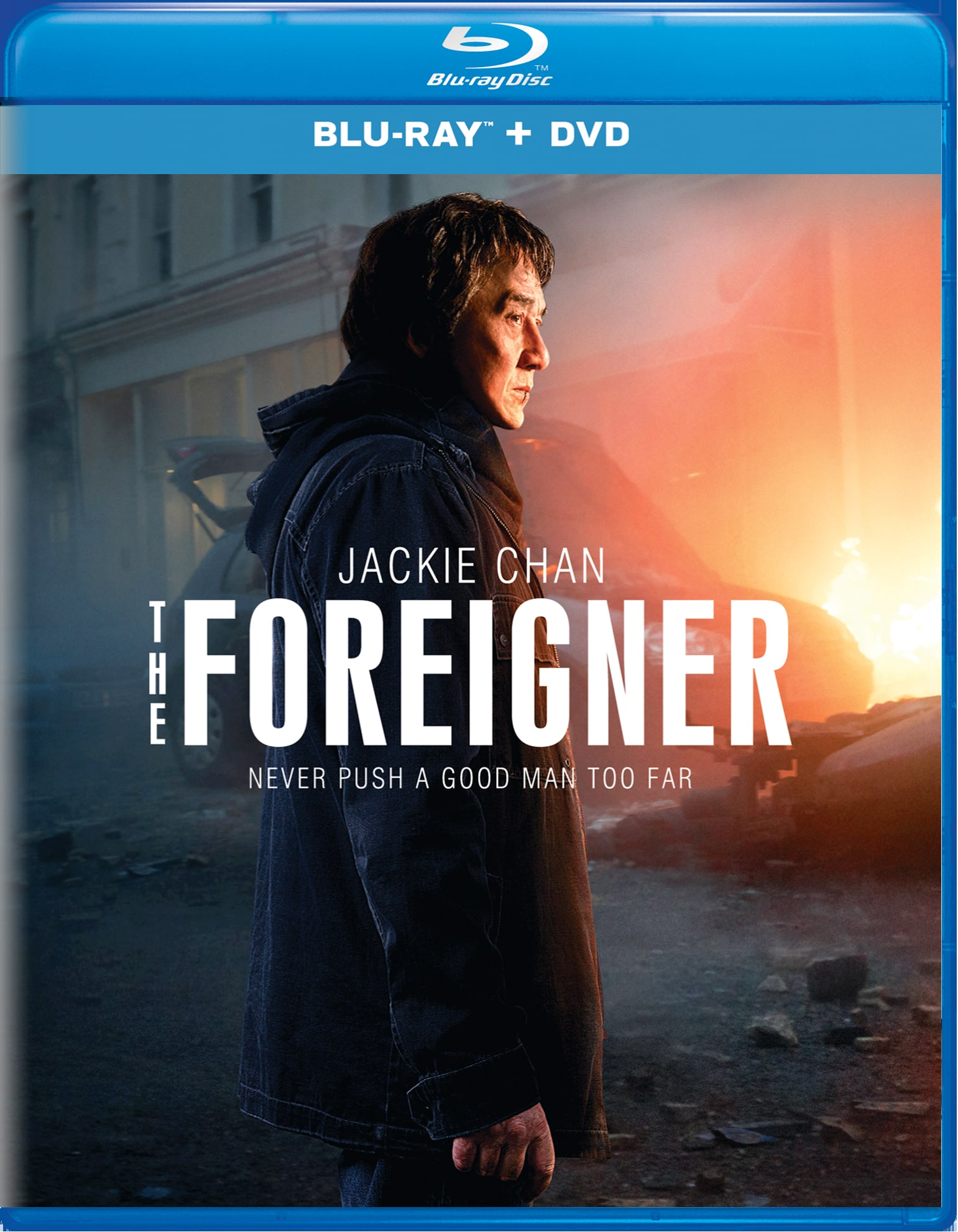 The Foreigner (Digital) [Blu-ray]