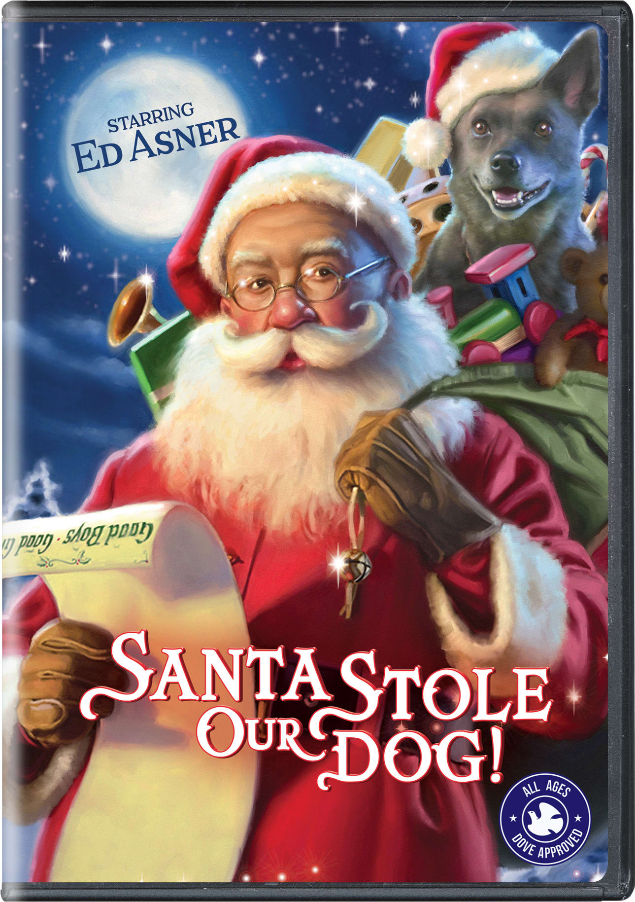 Santa Stole Our Dog! [DVD]