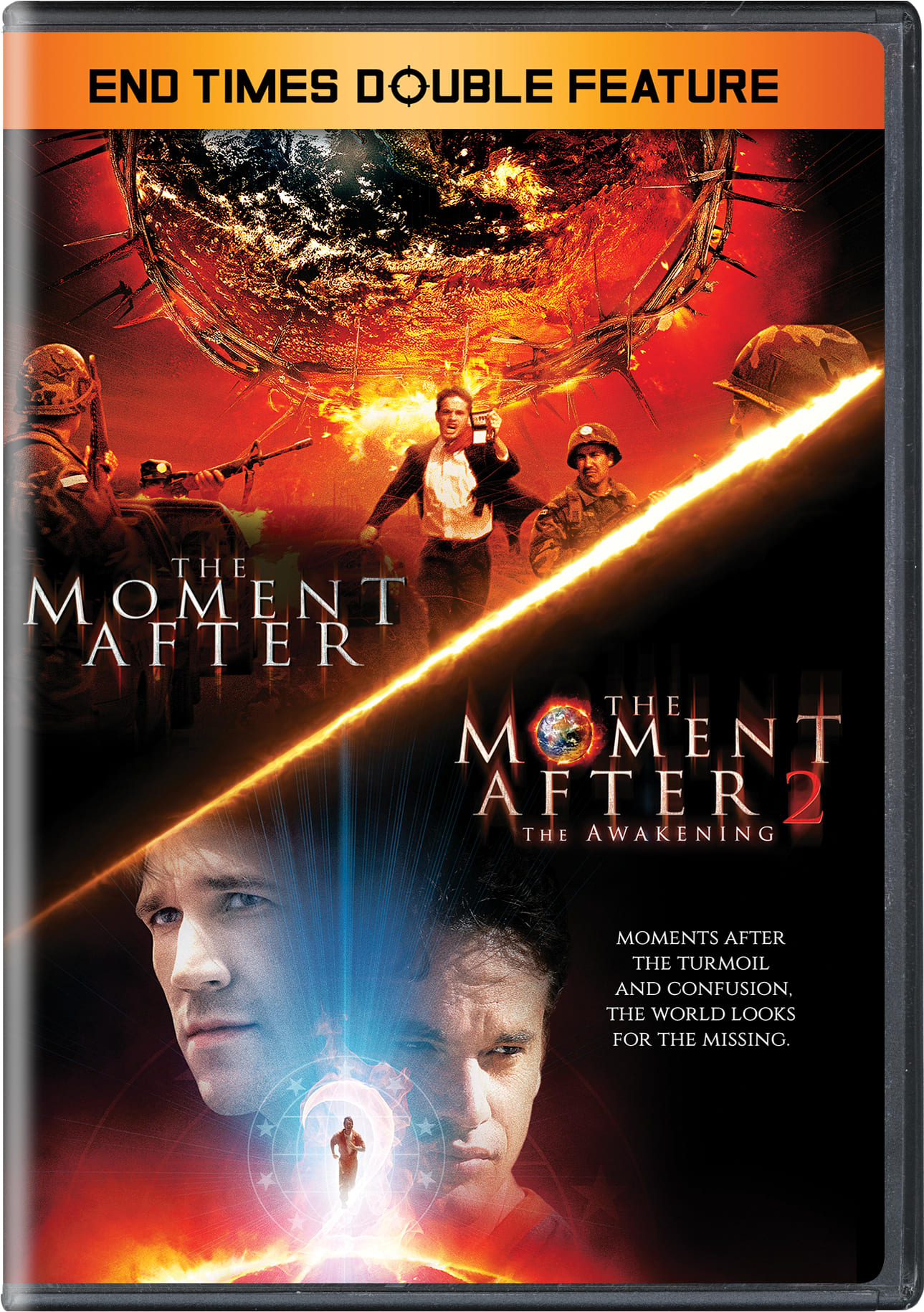 The Moment After/The Moment After 2: The Awakening - End Times [DVD]
