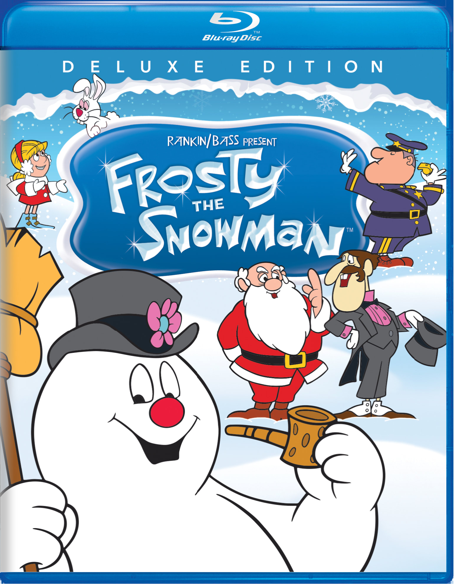 Frosty the Snowman (Deluxe Edition) [Blu-ray]