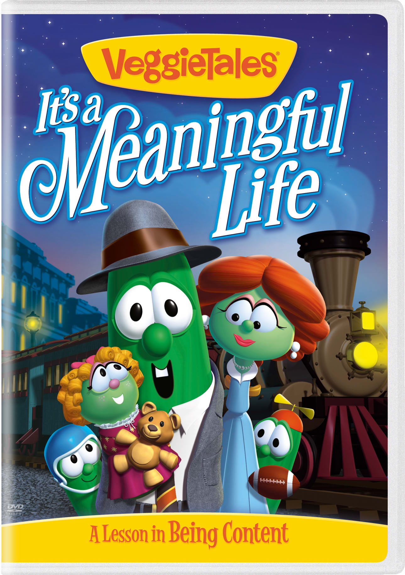 VeggieTales: It's a Meaningful Life [DVD]