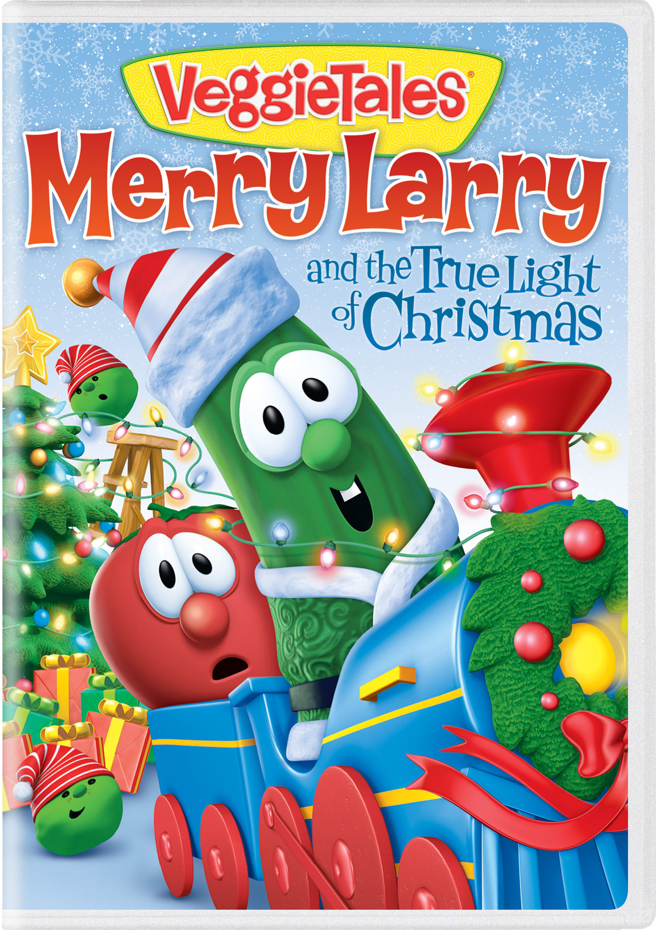 VeggieTales: Merry Larry and the True Light of Christmas [DVD]