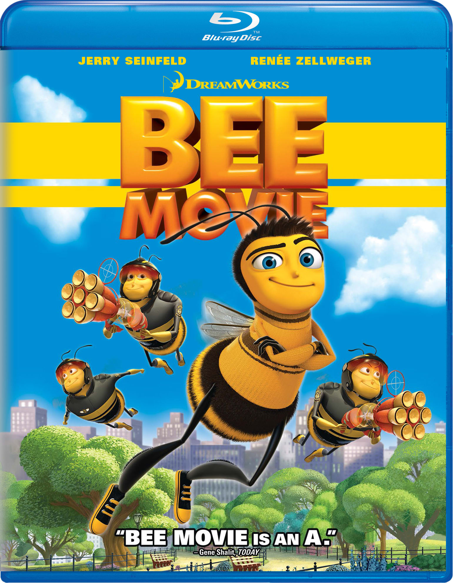 Bee Movie (Digital) [Blu-ray]