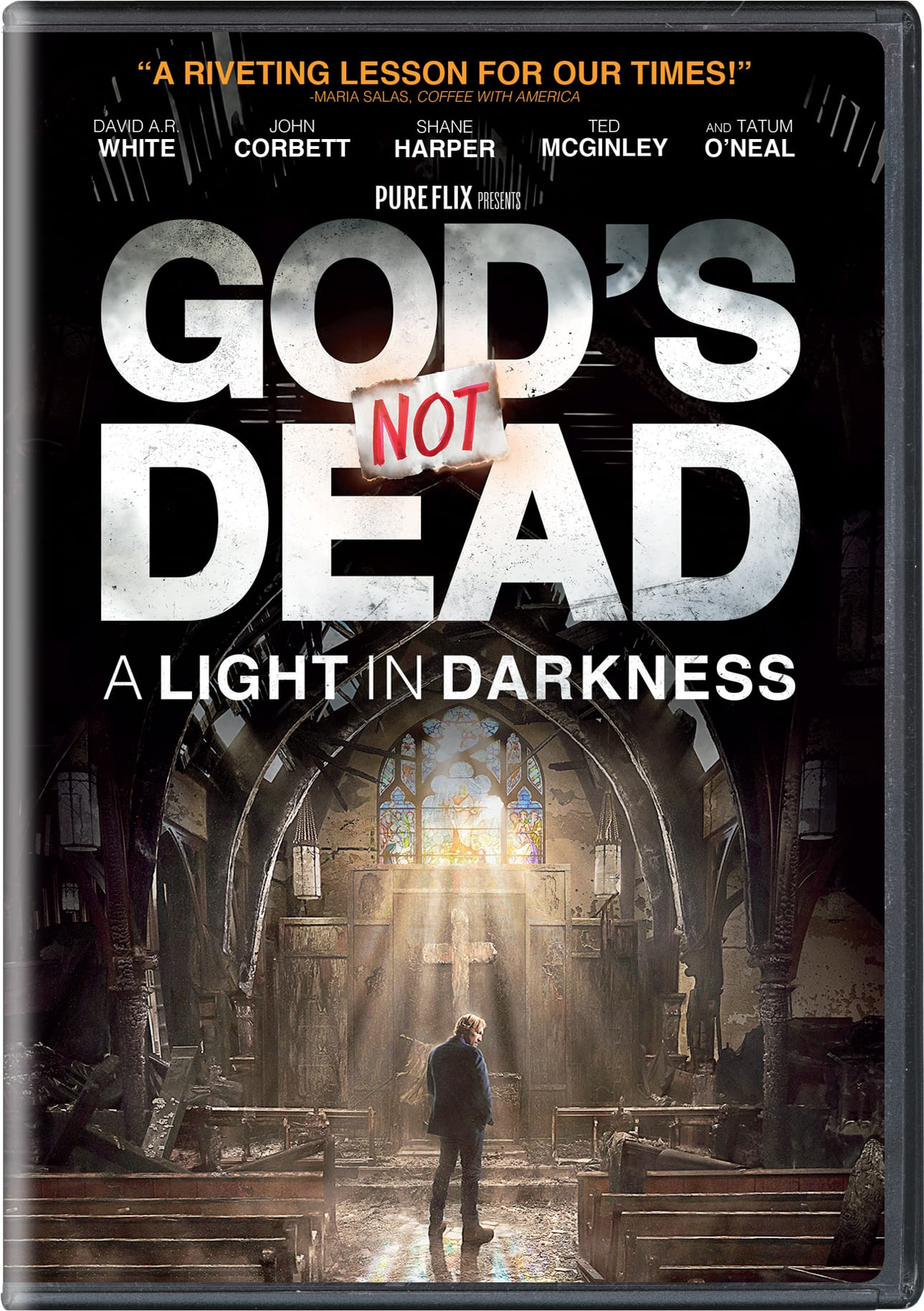 God's Not Dead 3 [DVD]