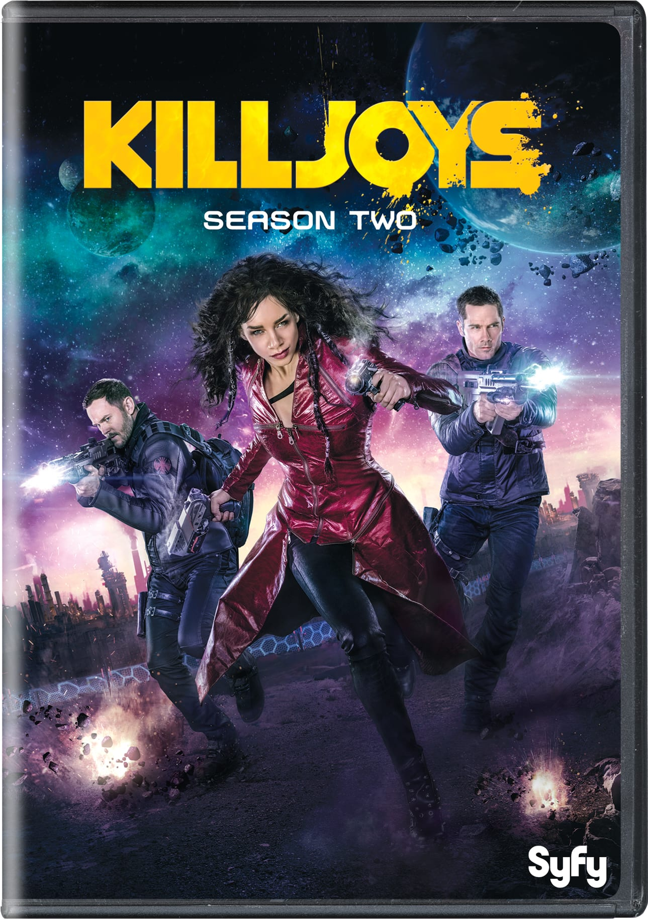 Killjoys: Season Two [DVD]