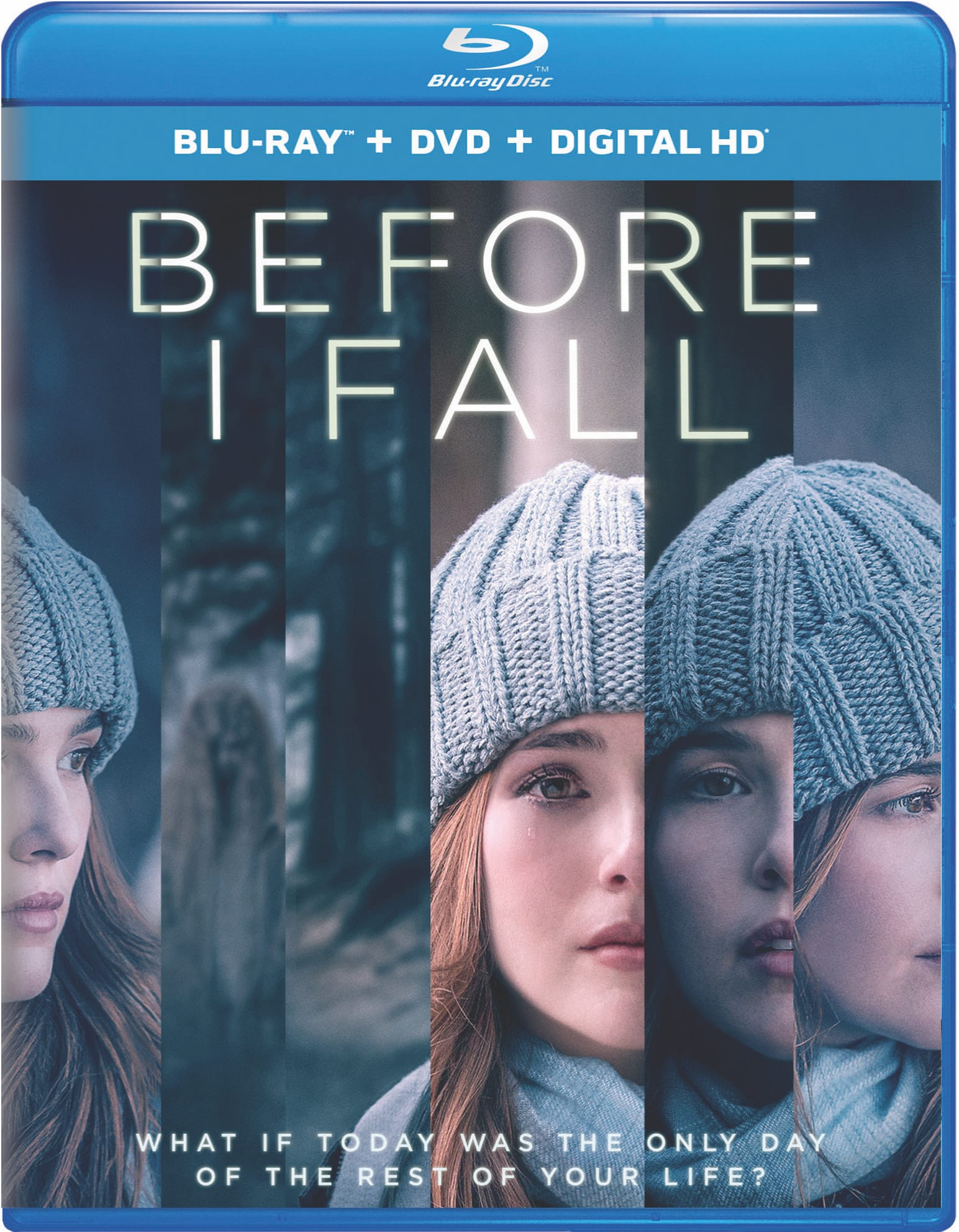 Before I Fall (DVD + Digital) [Blu-ray]