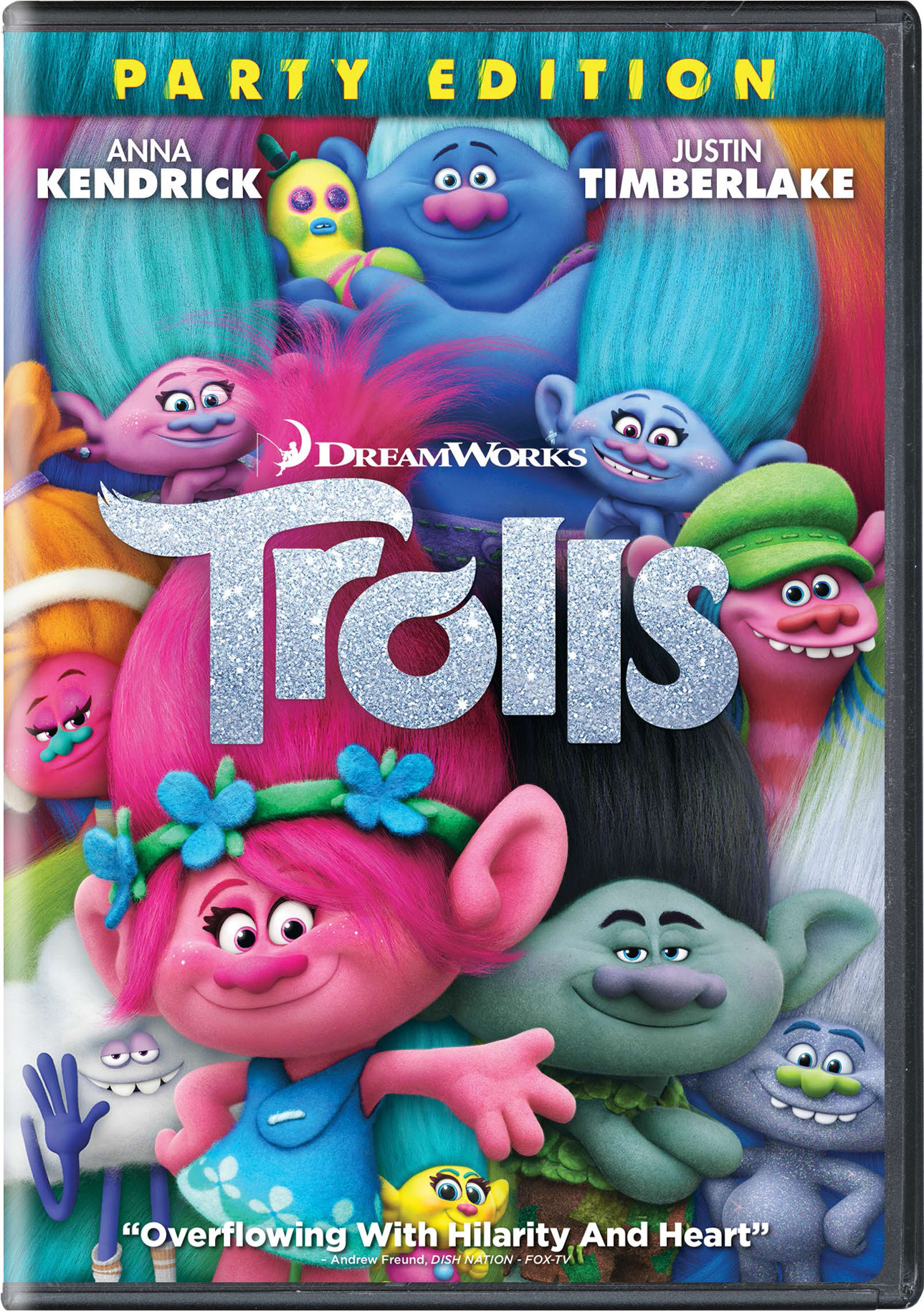 Trolls (Party Edition) [DVD]