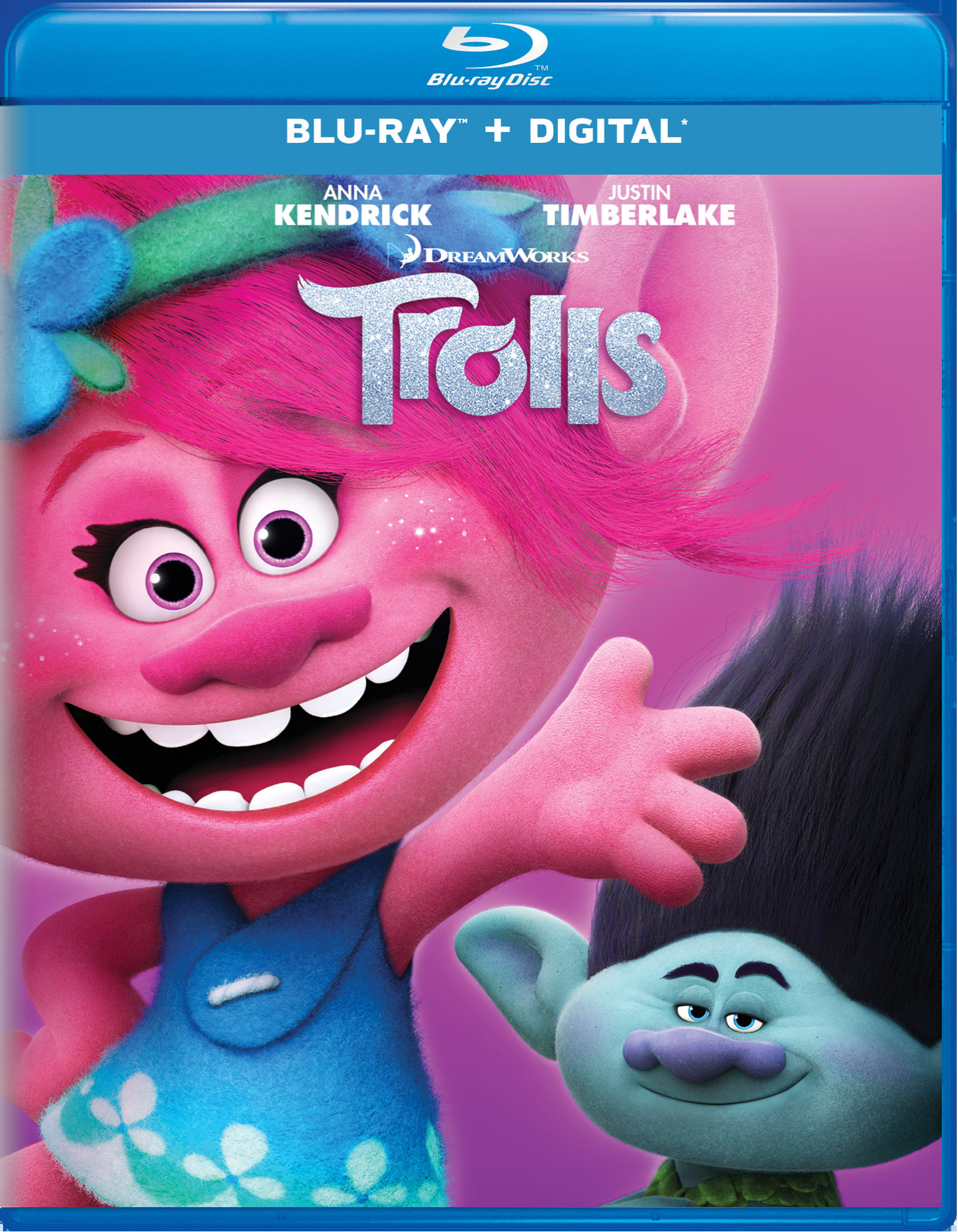 Trolls (Digital) [Blu-ray]