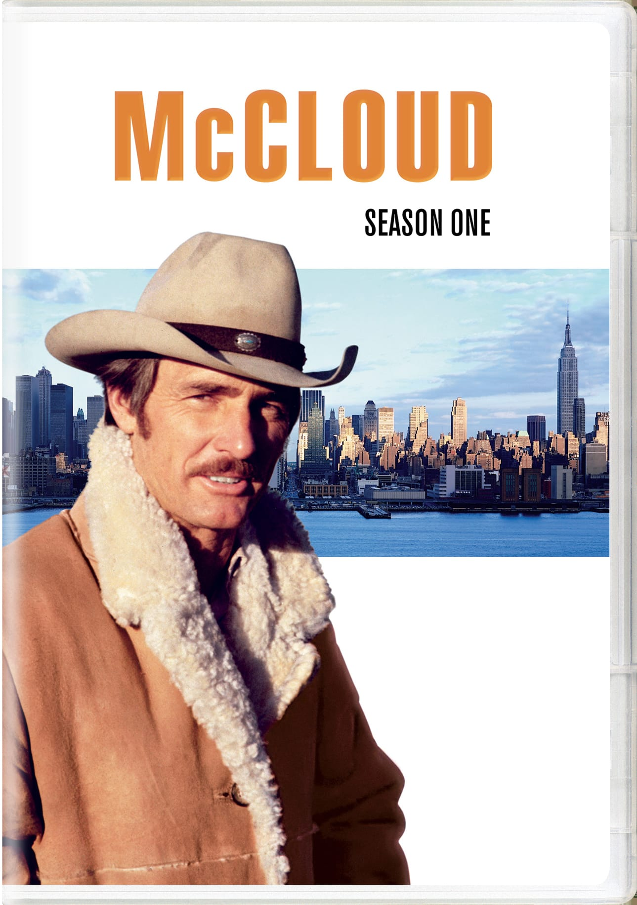 McCloud: Season One [DVD]