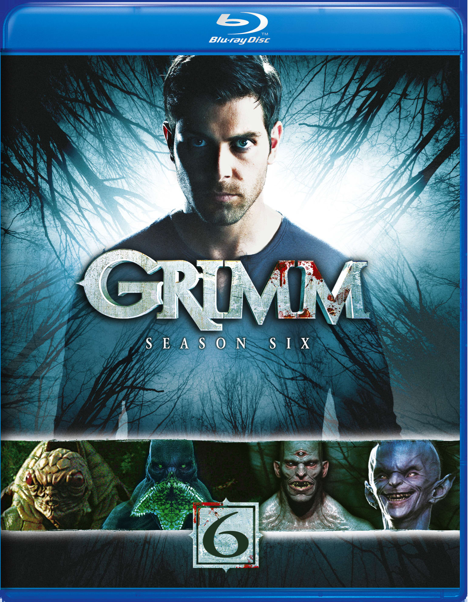 Grimm: Season 6 [Blu-ray]
