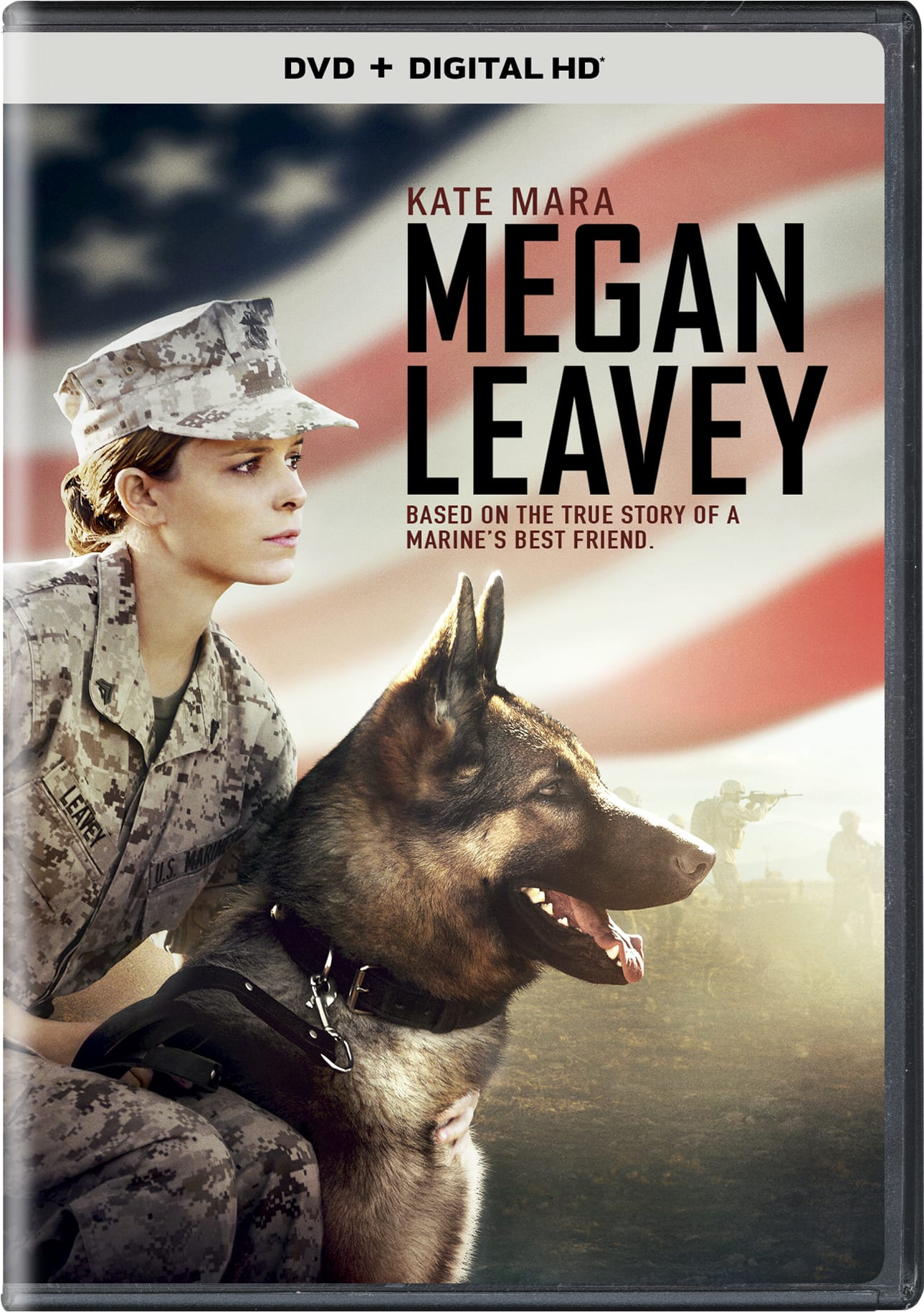 Megan Leavey (Digital) [DVD]