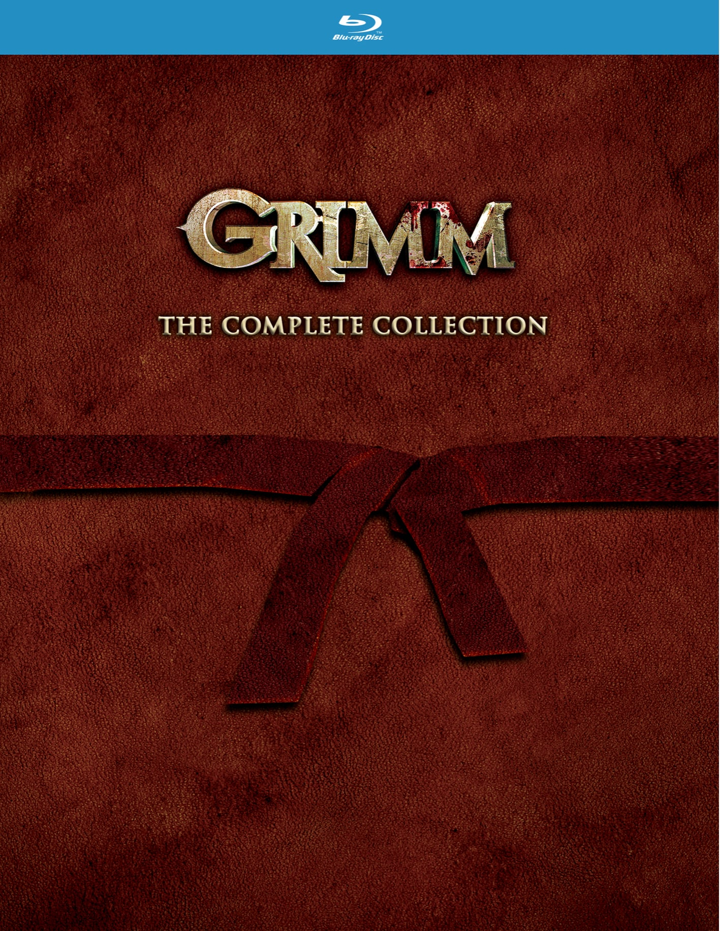 Grimm: The Complete Collection (2017) [Blu-ray]