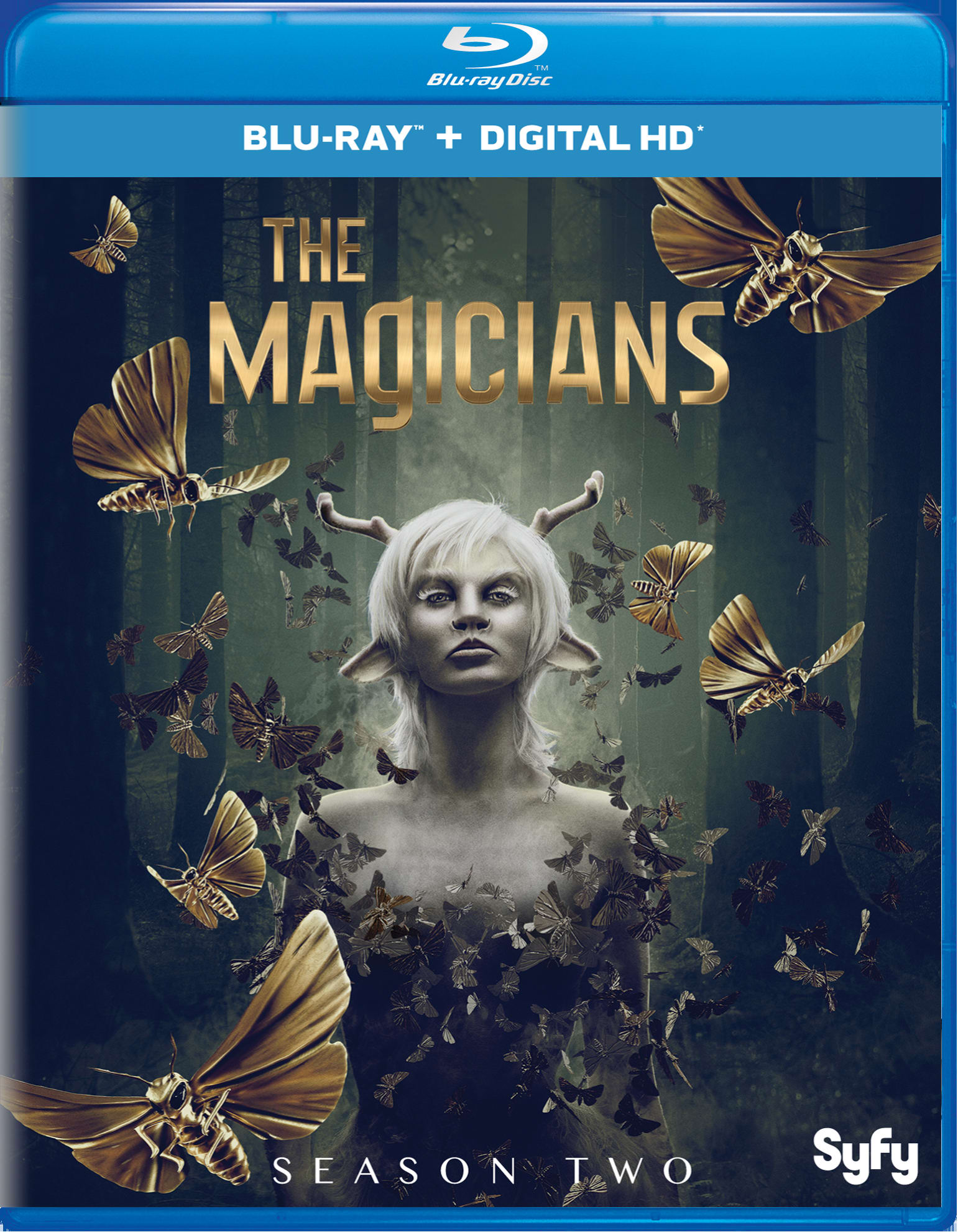 The Magicians: Season Two (2017) (Digital) [Blu-ray]