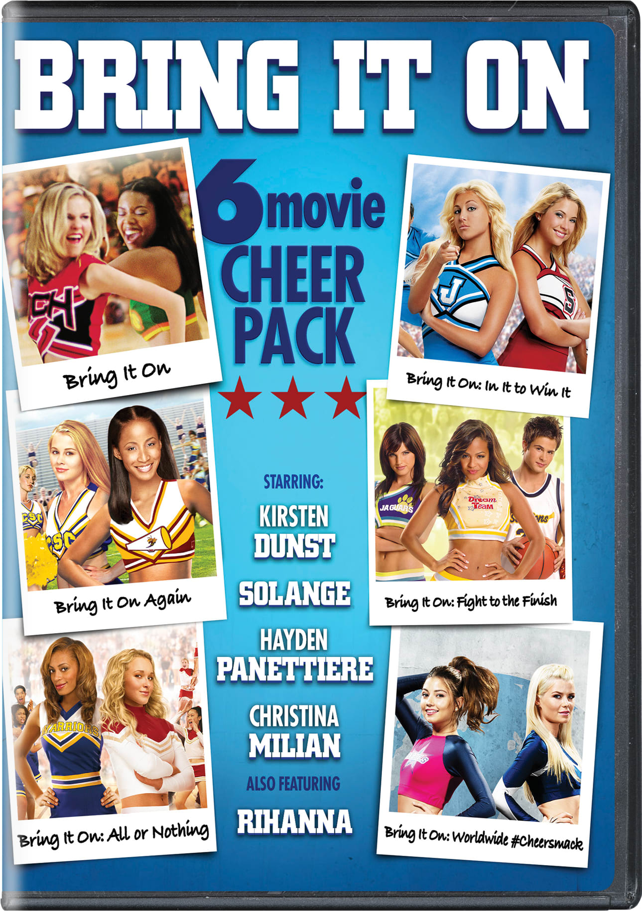 Bring It On: 6-movie Cheer Pack (Box Set) [DVD]