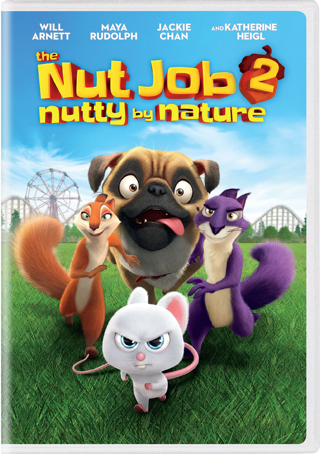 The Nut Job 2 - Nutty By Nature [DVD]