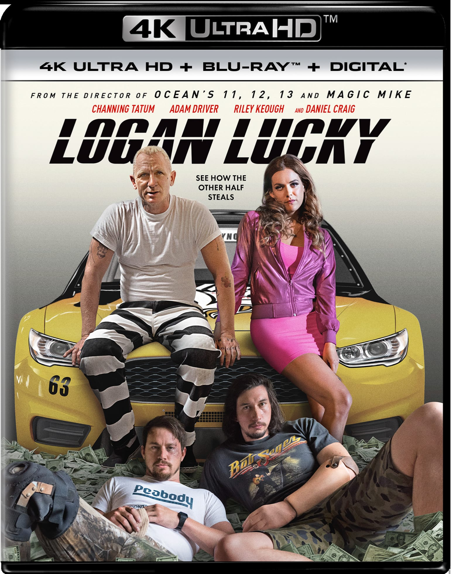 Logan Lucky (4K Ultra HD) [UHD]