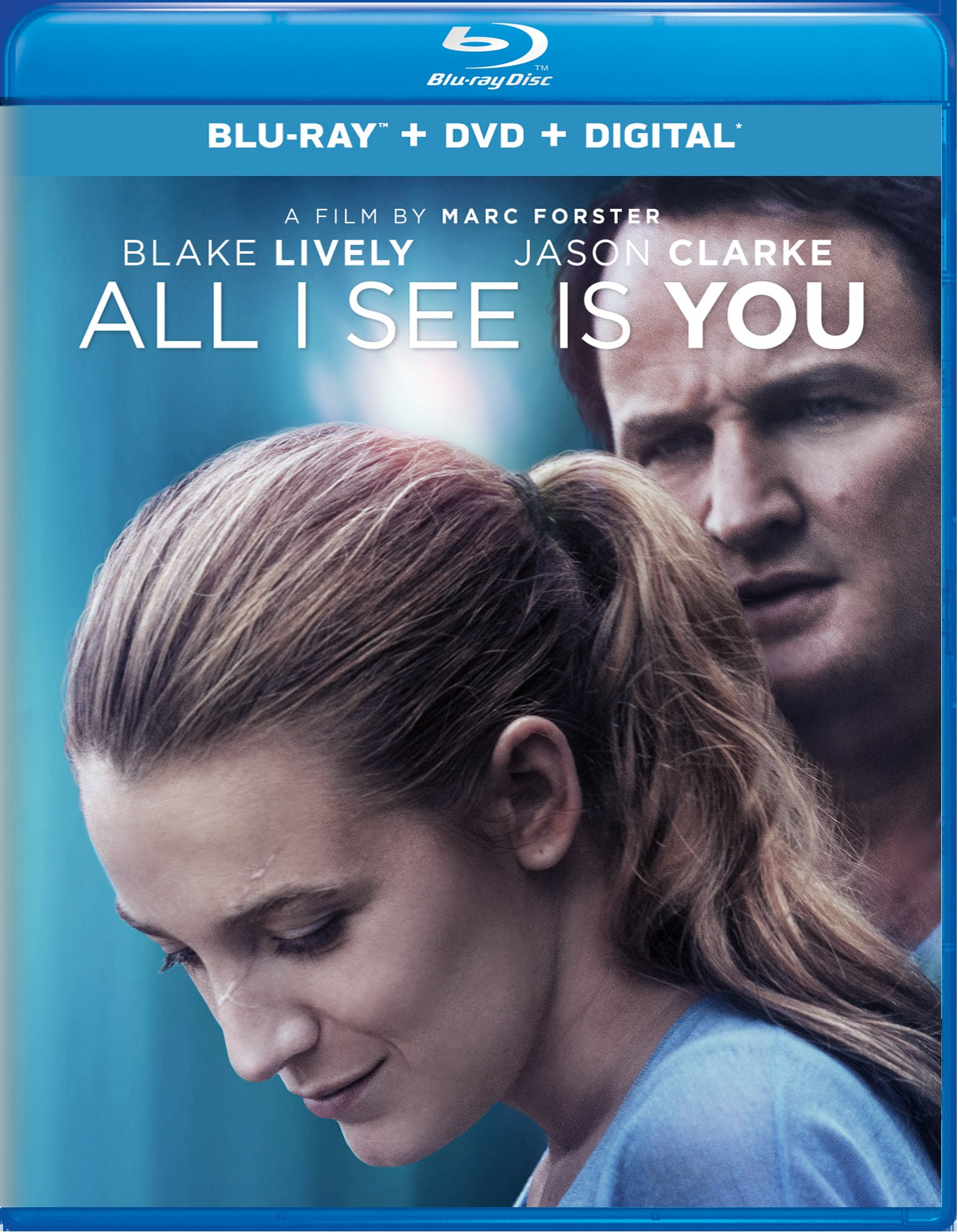 All I See Is You (DVD + Digital) [Blu-ray]