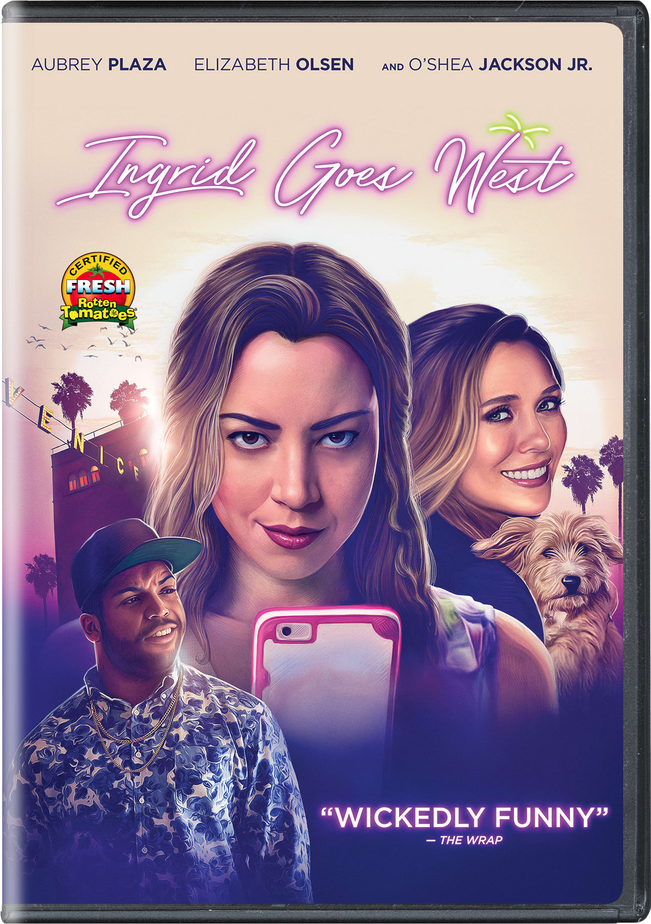 Ingrid Goes West [DVD]