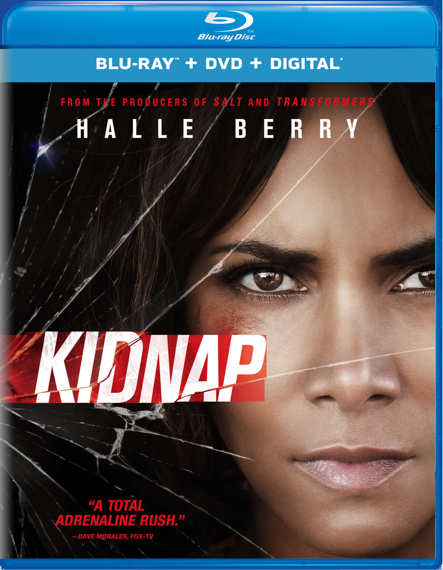 Kidnap (DVD + Digital) [Blu-ray]