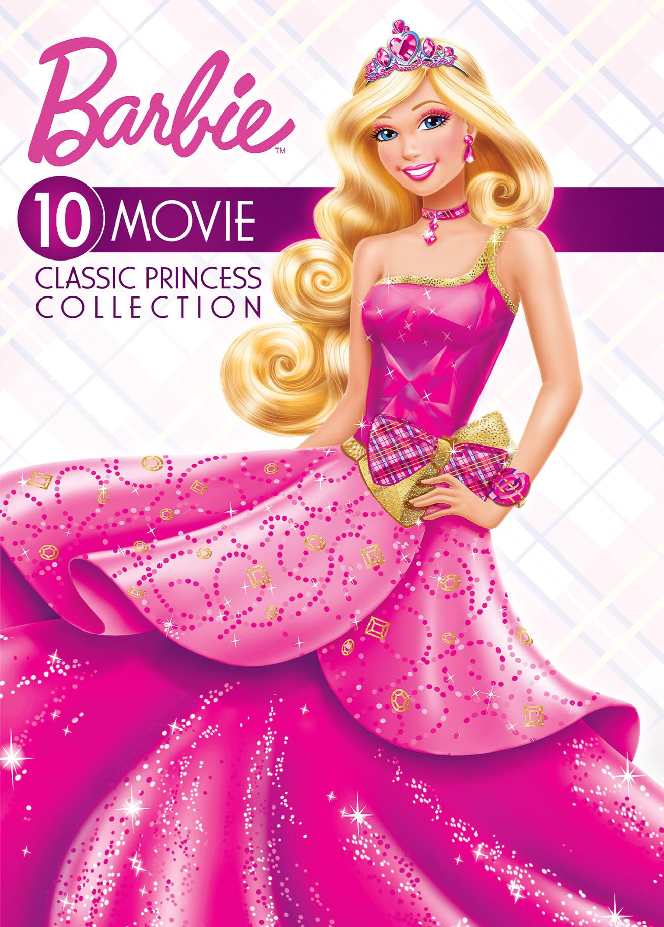 Barbie: 10-movie Classic Princess Collection (Box Set) [DVD]