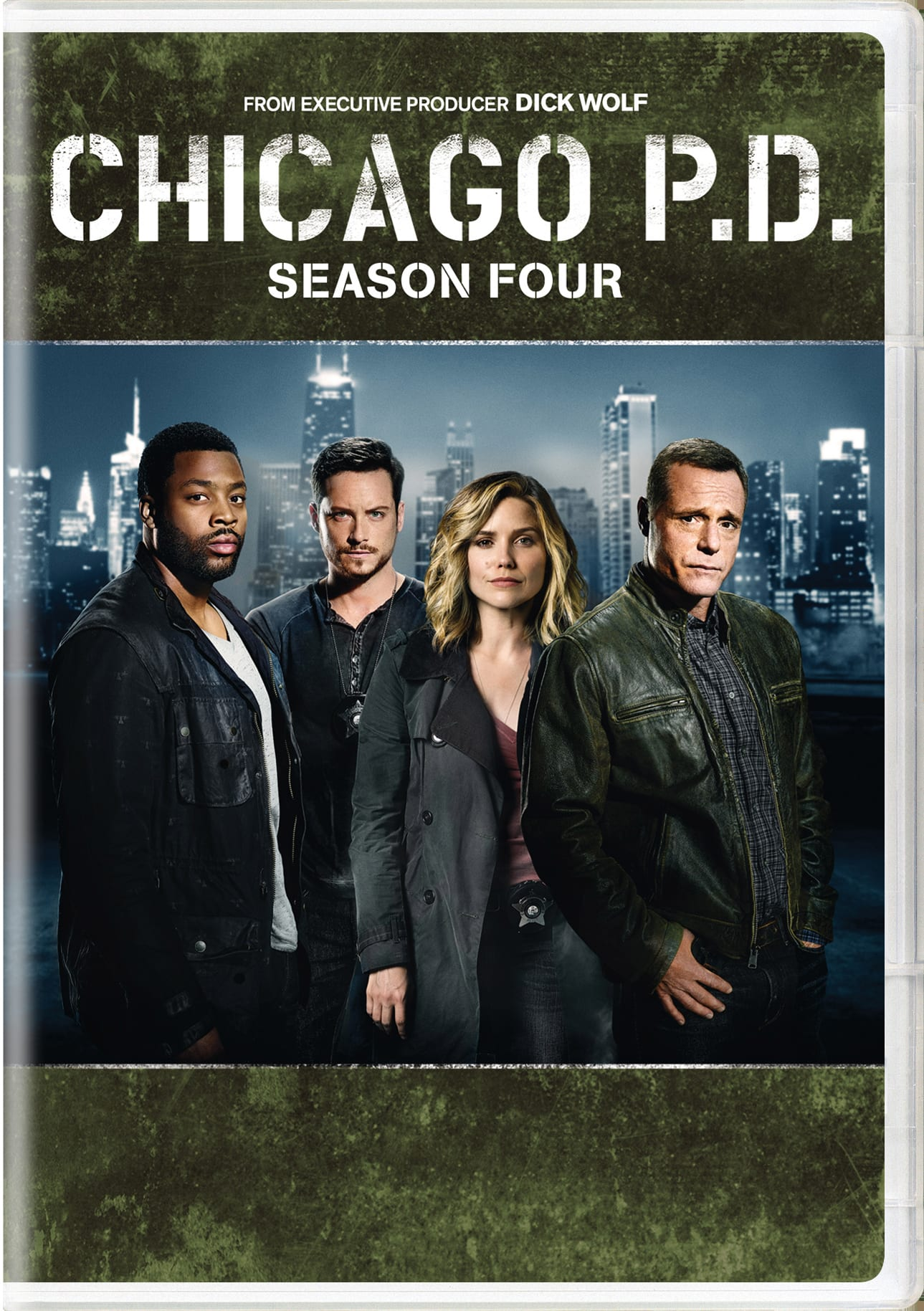 Chicago P.D.: Season Four [DVD]