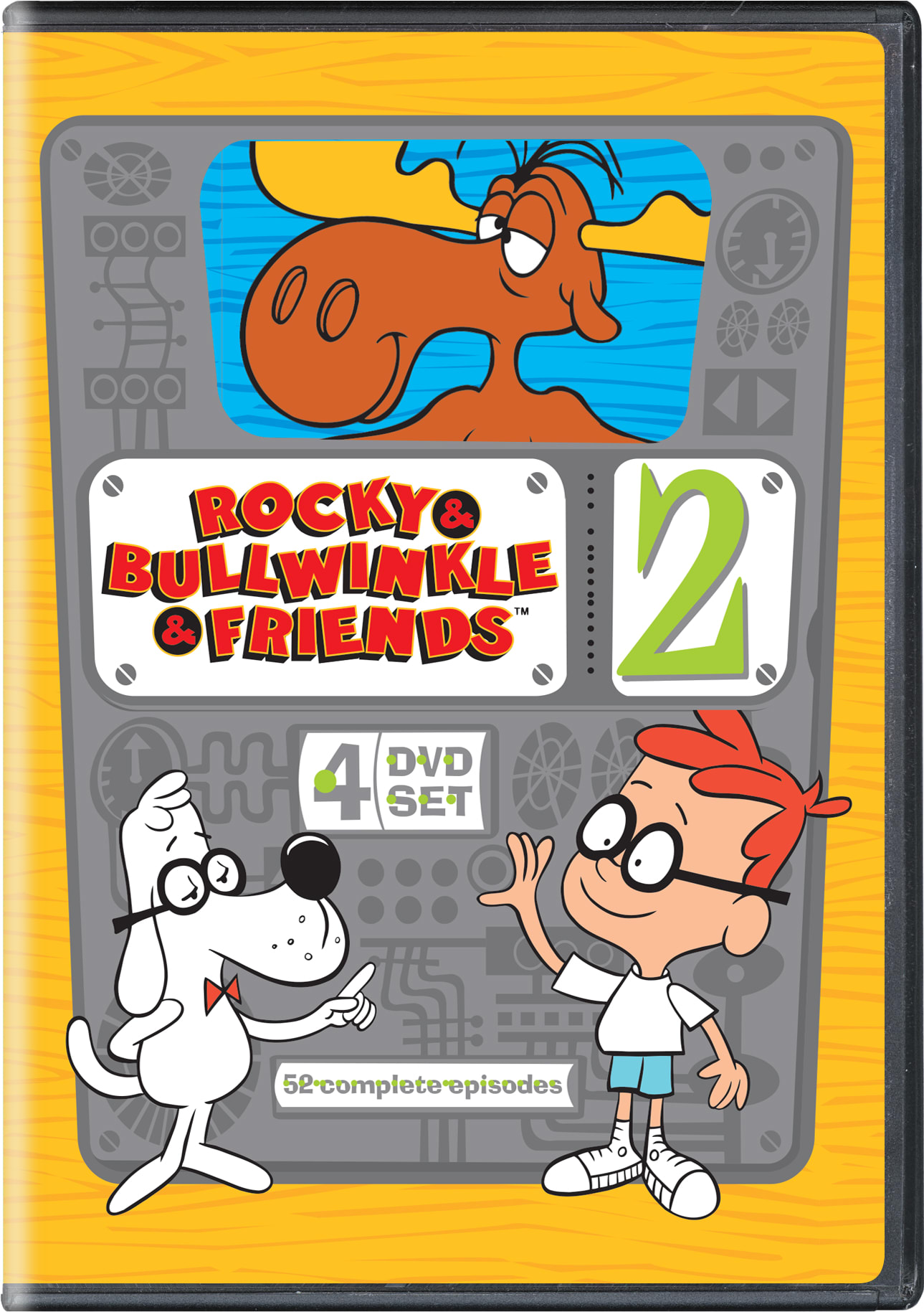 Rocky & Bullwinkle & Friends: Complete Season 2 [DVD]