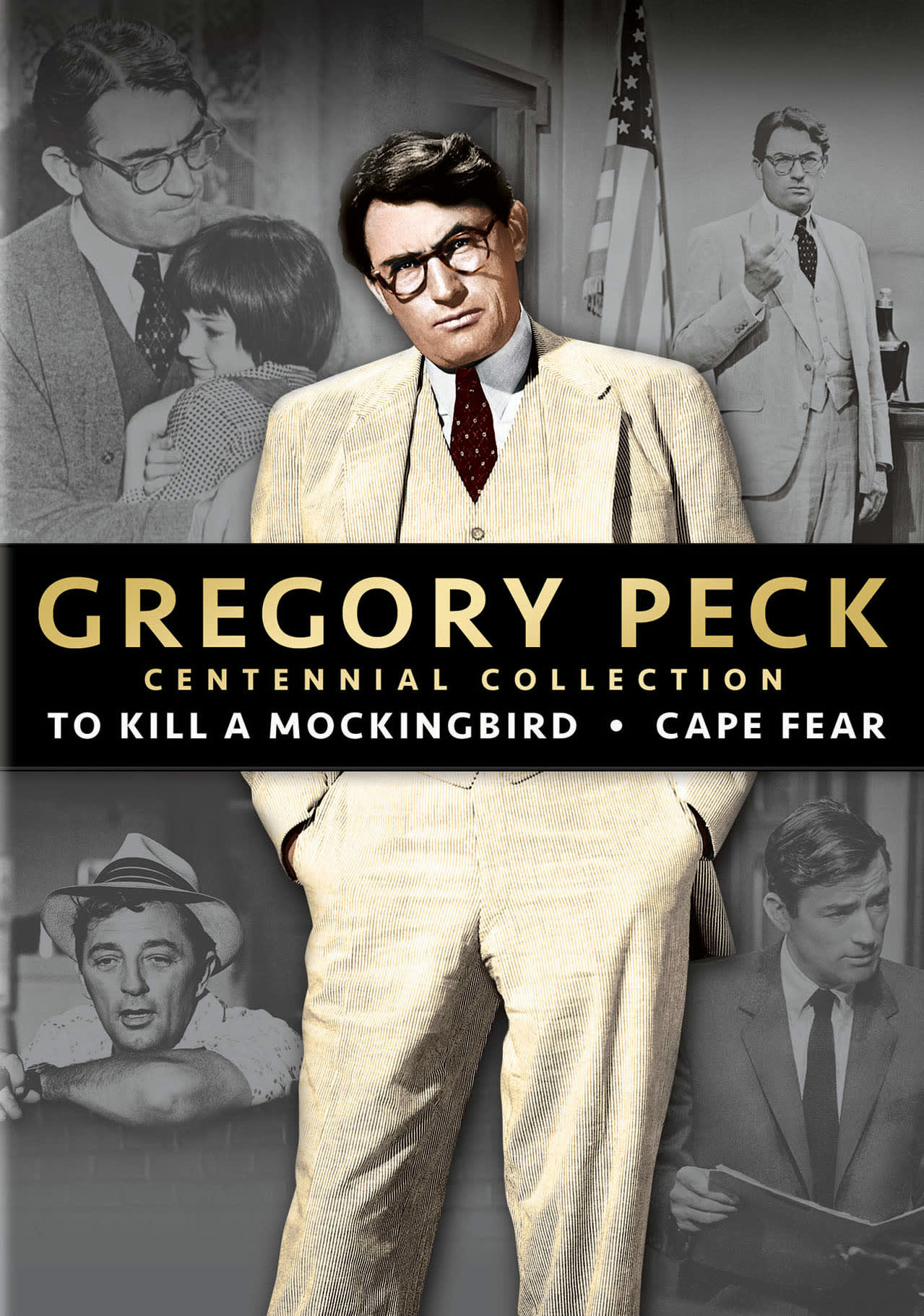 Gregory Peck Centennial Collection (Box Set) [DVD]