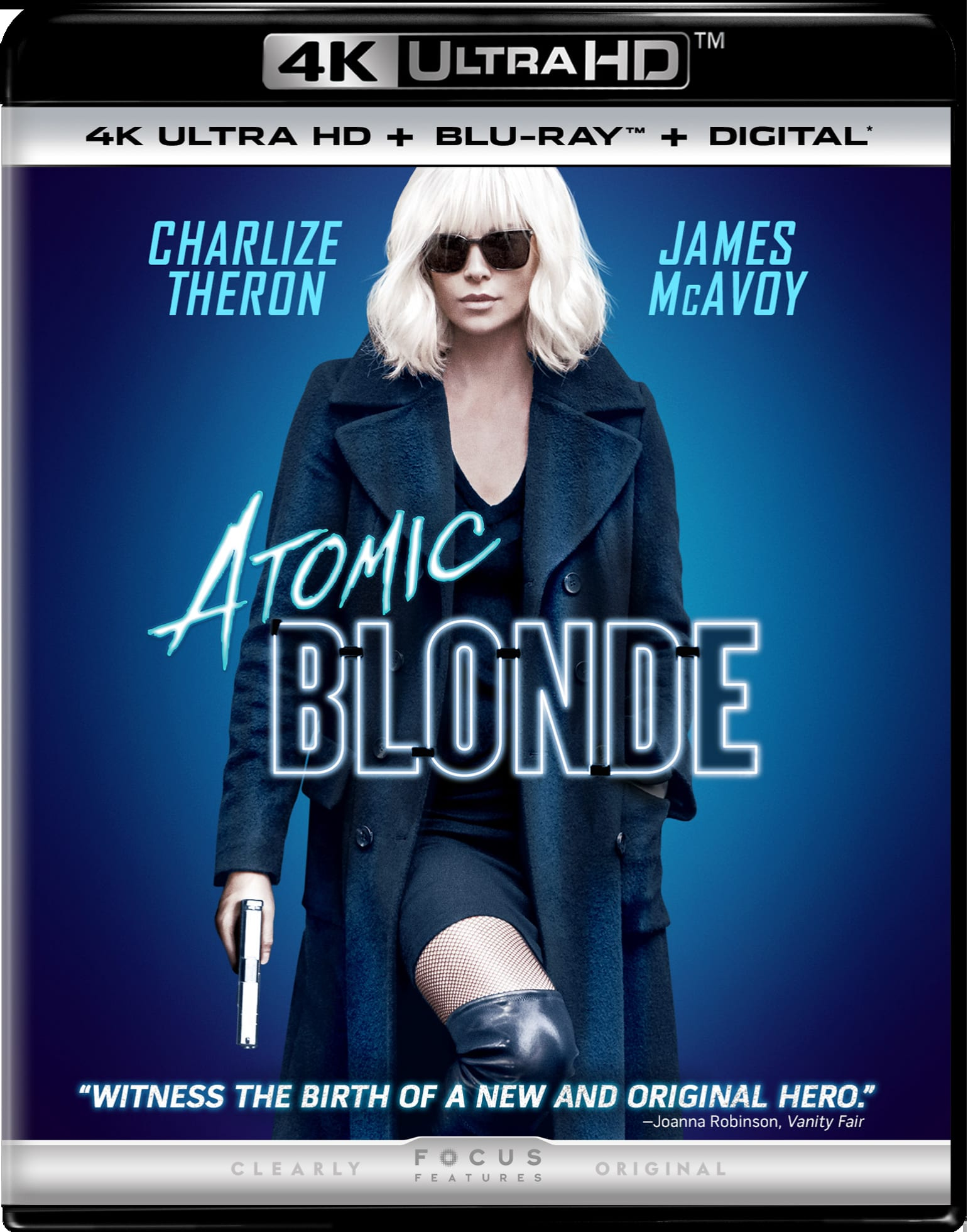 Atomic Blonde (4K Ultra HD) [UHD]