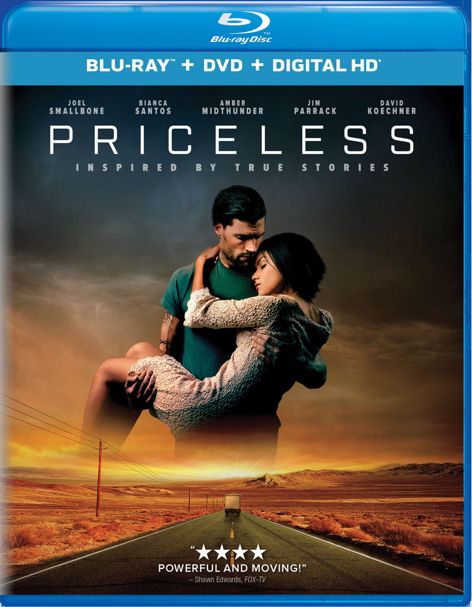 Priceless (DVD + Digital) [Blu-ray]