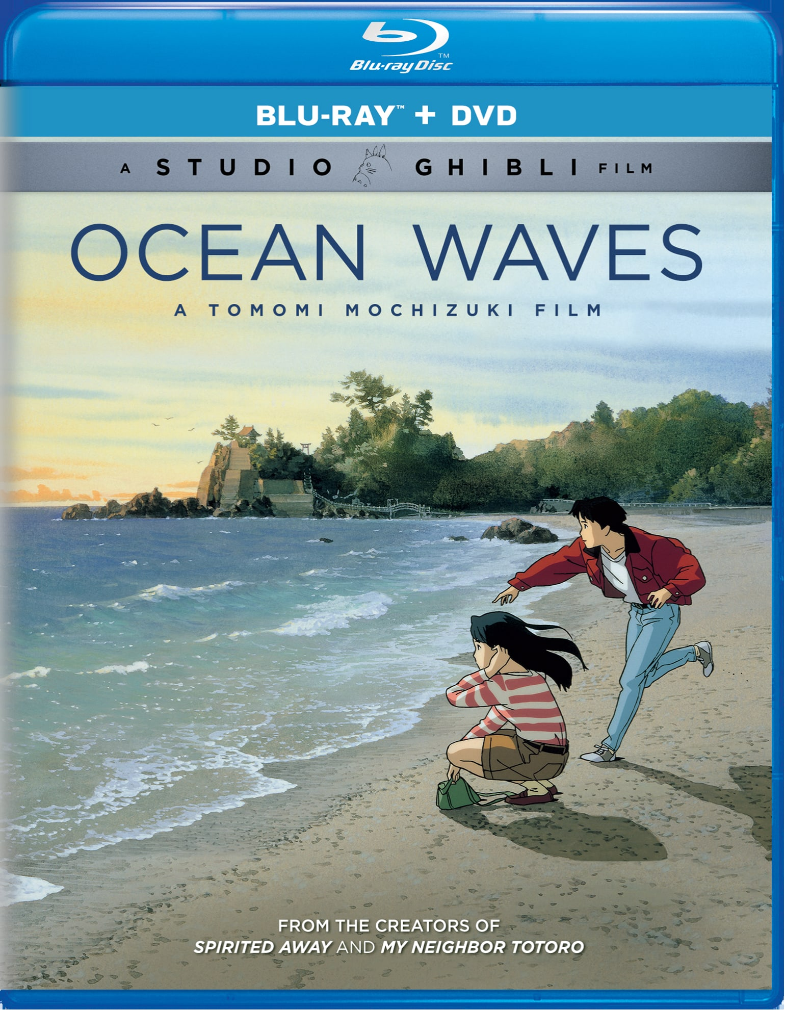 Ocean Waves (Digital) [Blu-ray]