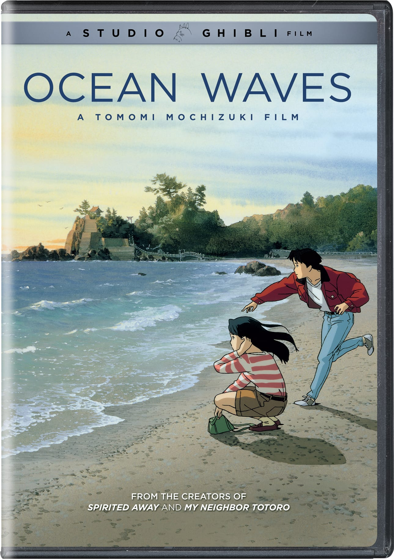 Ocean Waves [DVD]
