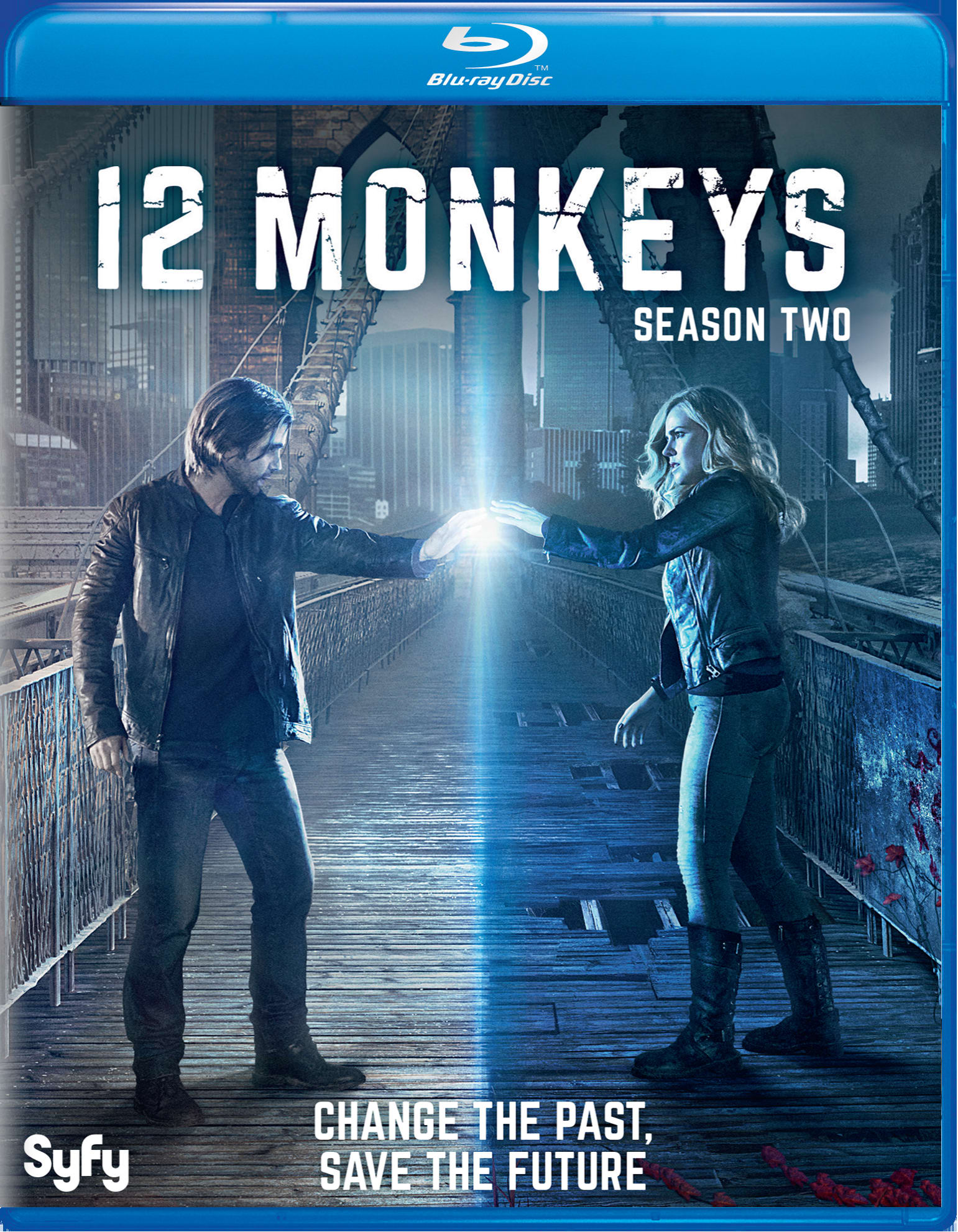12 Monkeys: Season 2 [Blu-ray]