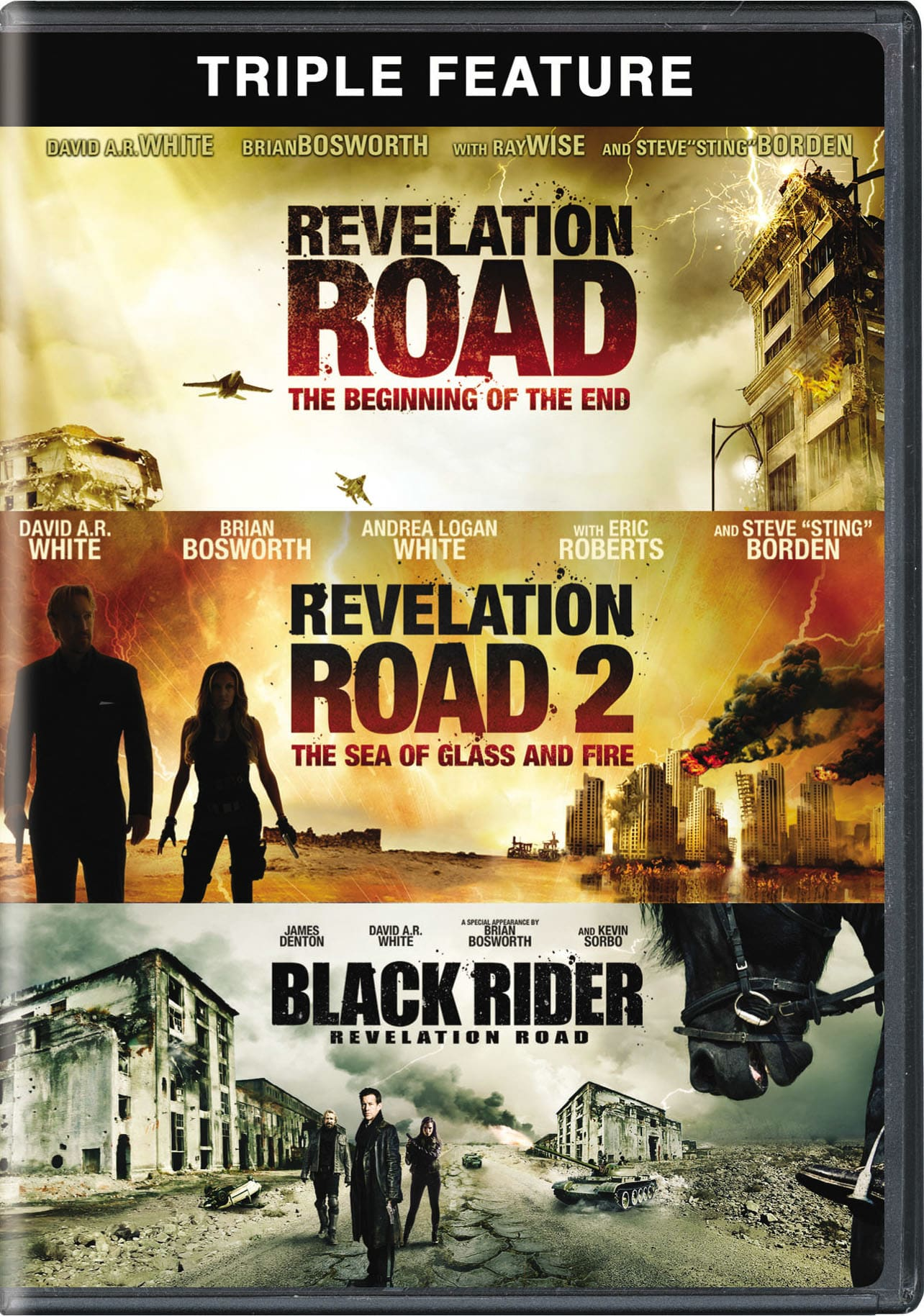 Revelation Road 1-3 [DVD]