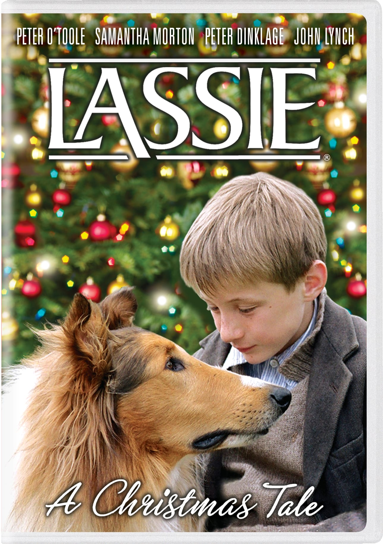 Lassie - A Christmas Tale (2005) [DVD]