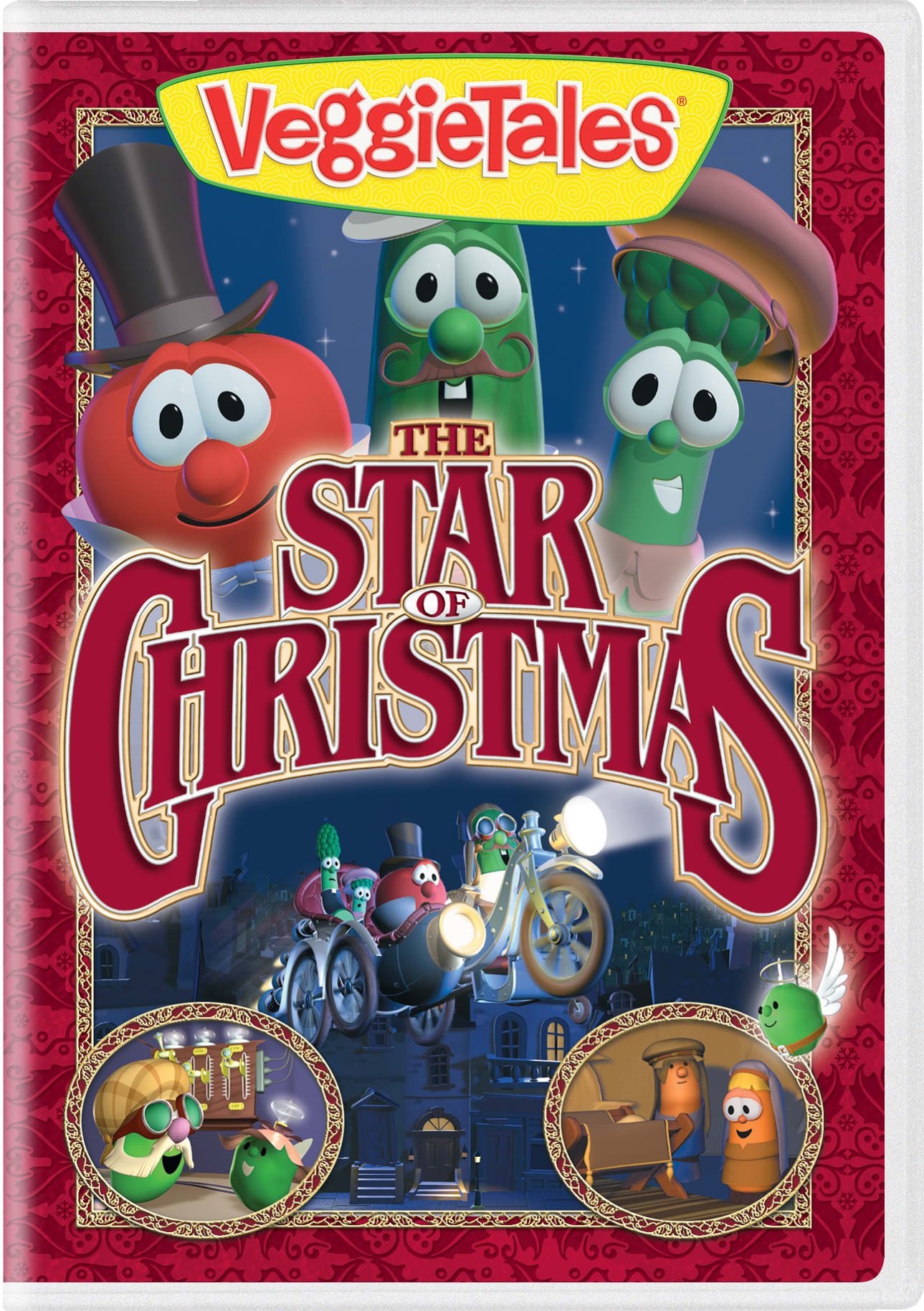 VeggieTales: The Star of Christmas [DVD]
