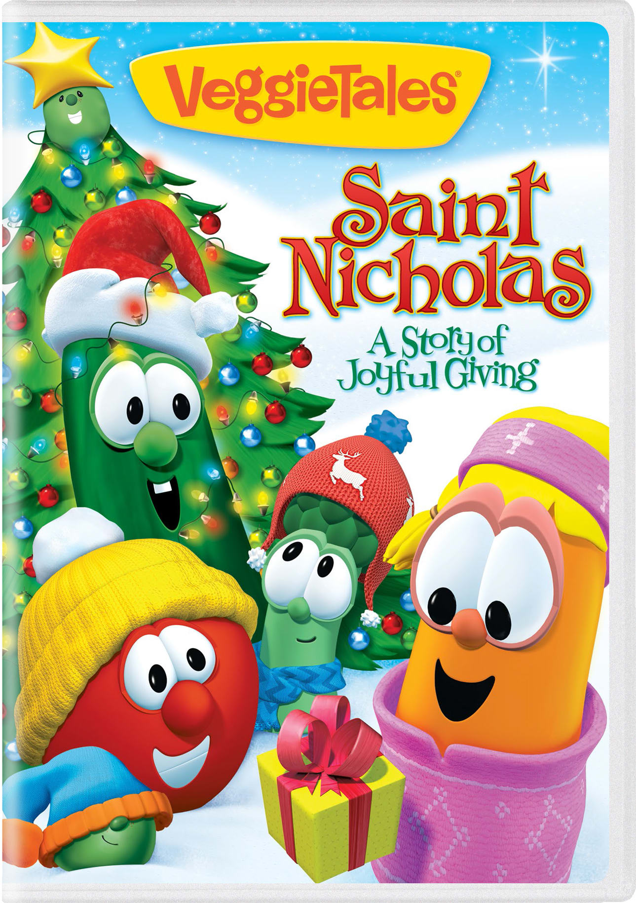 VeggieTales: Saint Nicholas - A Story of Joyful Giving [DVD]