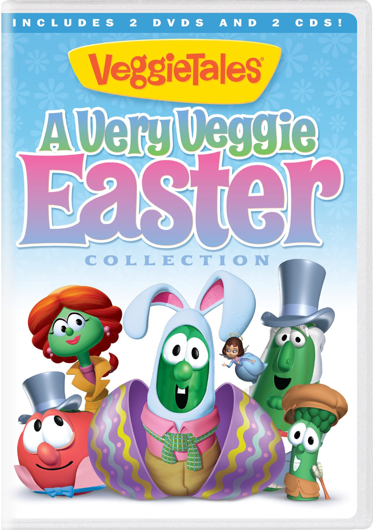 VeggieTales: A Very Veggie Easter Collection [DVD]