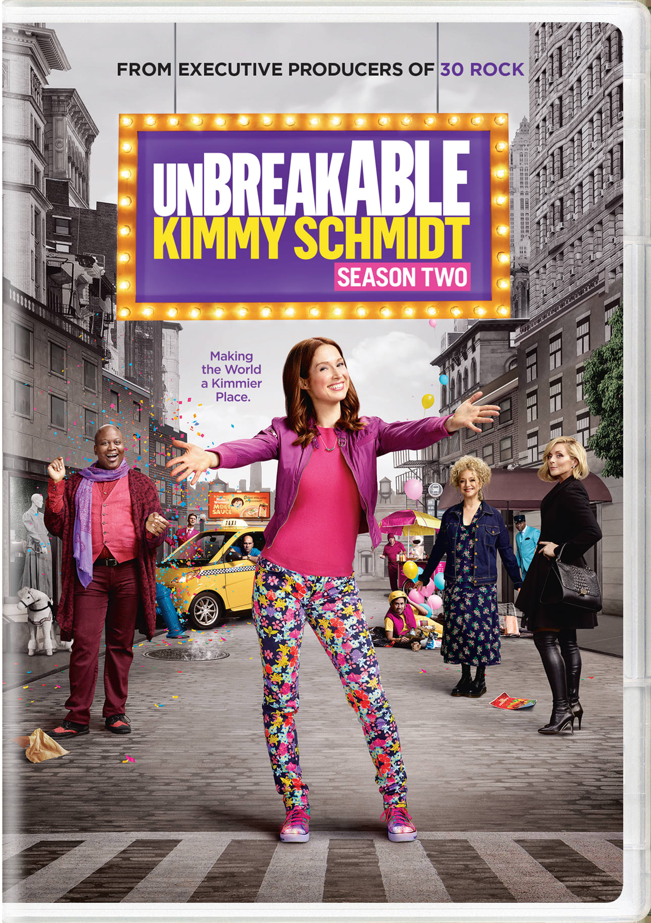Unbreakable Kimmy Schmidt: Season 2 [DVD]