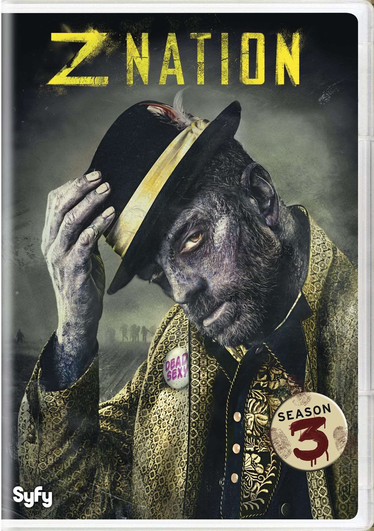 Z Nation: Season Three [DVD]