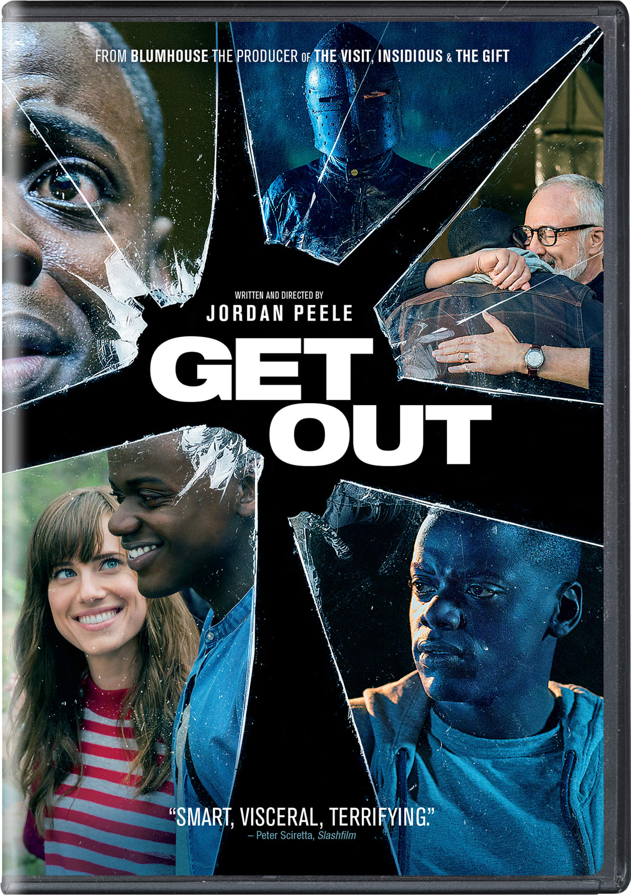 Get Out (2017) [DVD]