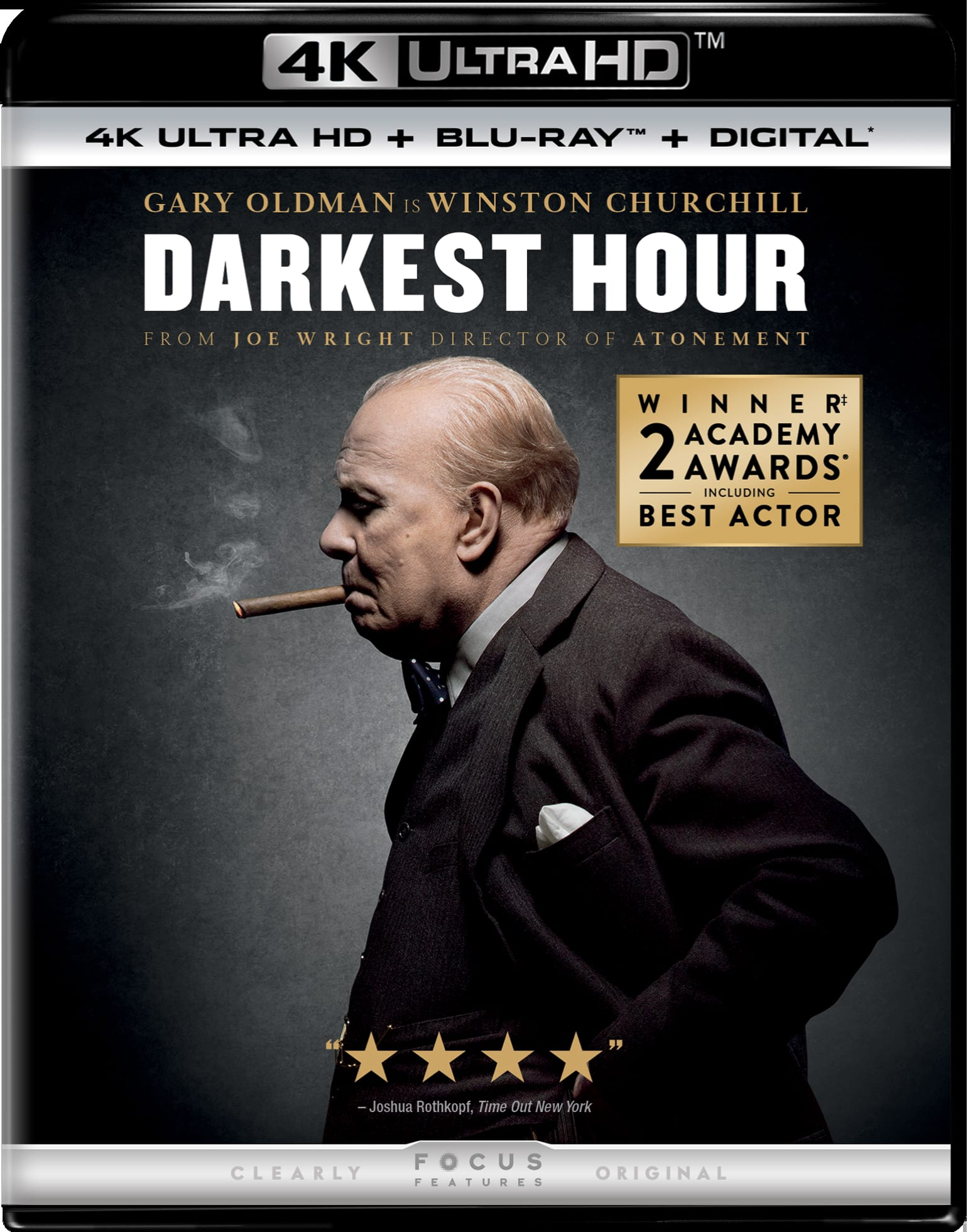 Darkest Hour (4K Ultra HD) [UHD]