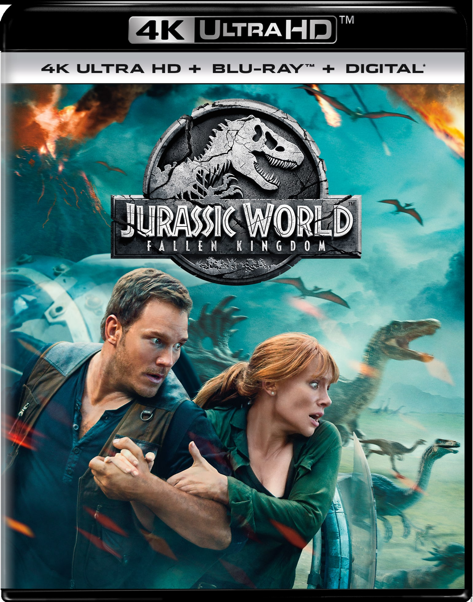 Jurassic World - Fallen Kingdom (4K Ultra HD) [UHD]