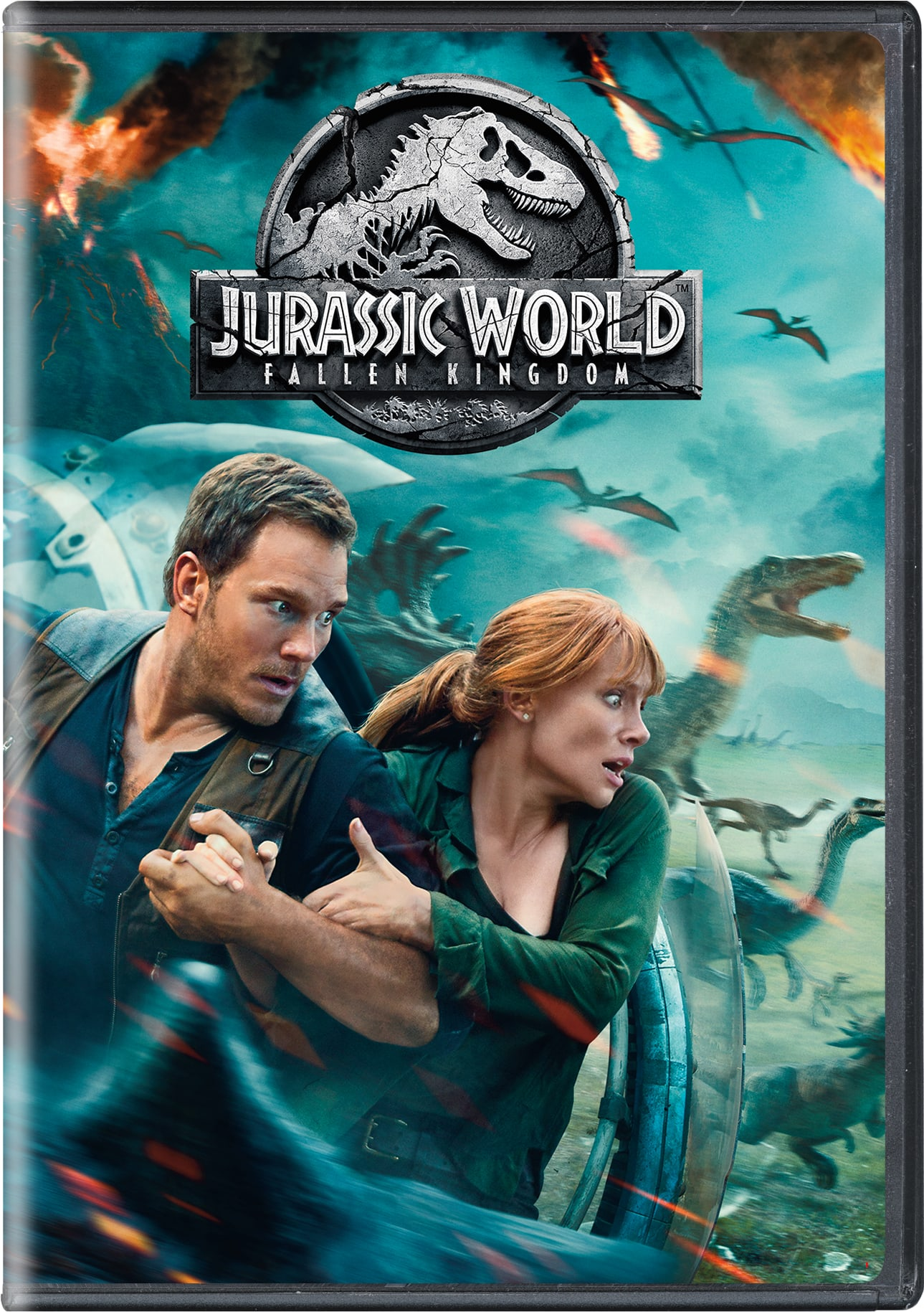 Jurassic World - Fallen Kingdom [DVD]