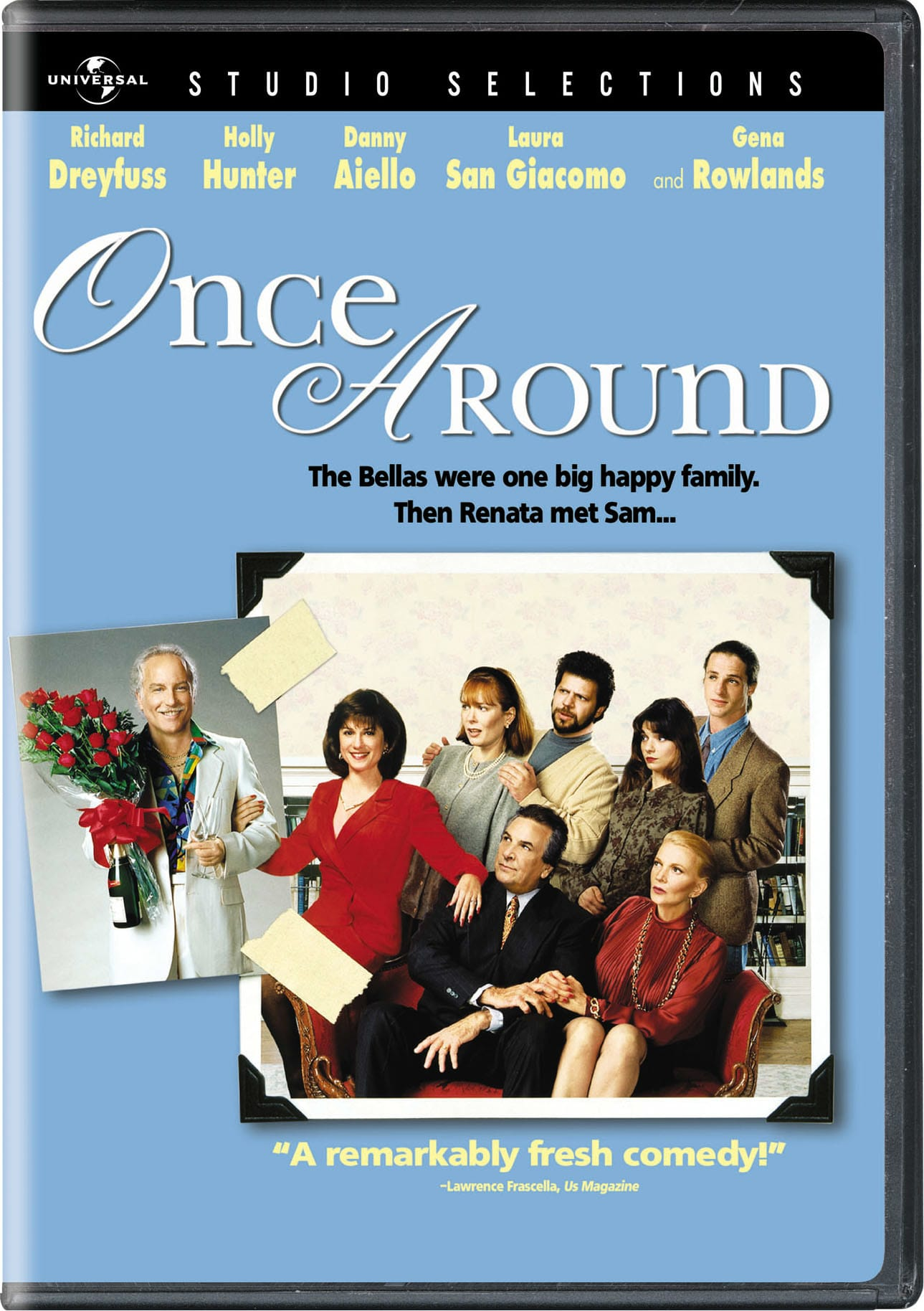 Once Around [DVD]