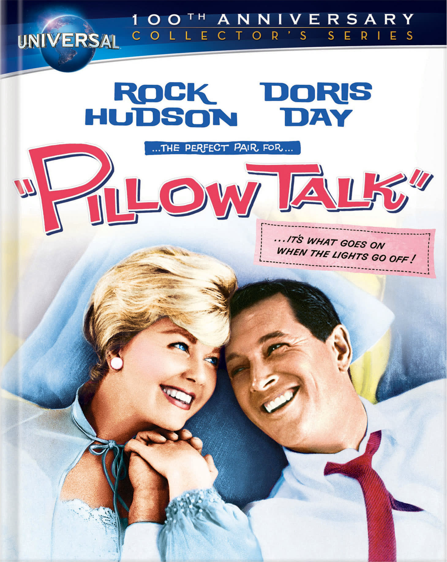 Pillow Talk (100th Anniversary Collector's Edition) [Blu-ray]