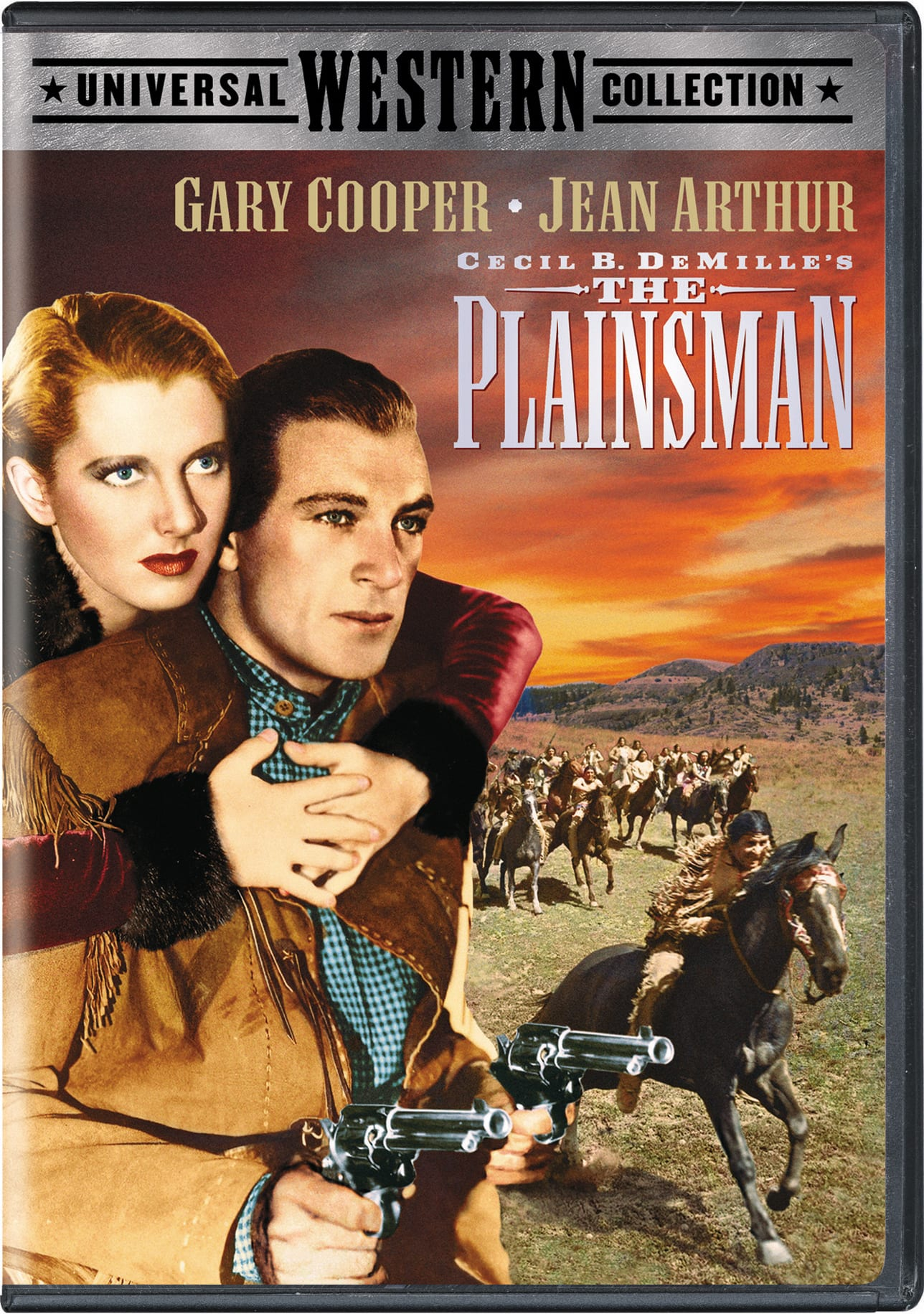 The Plainsman [DVD]