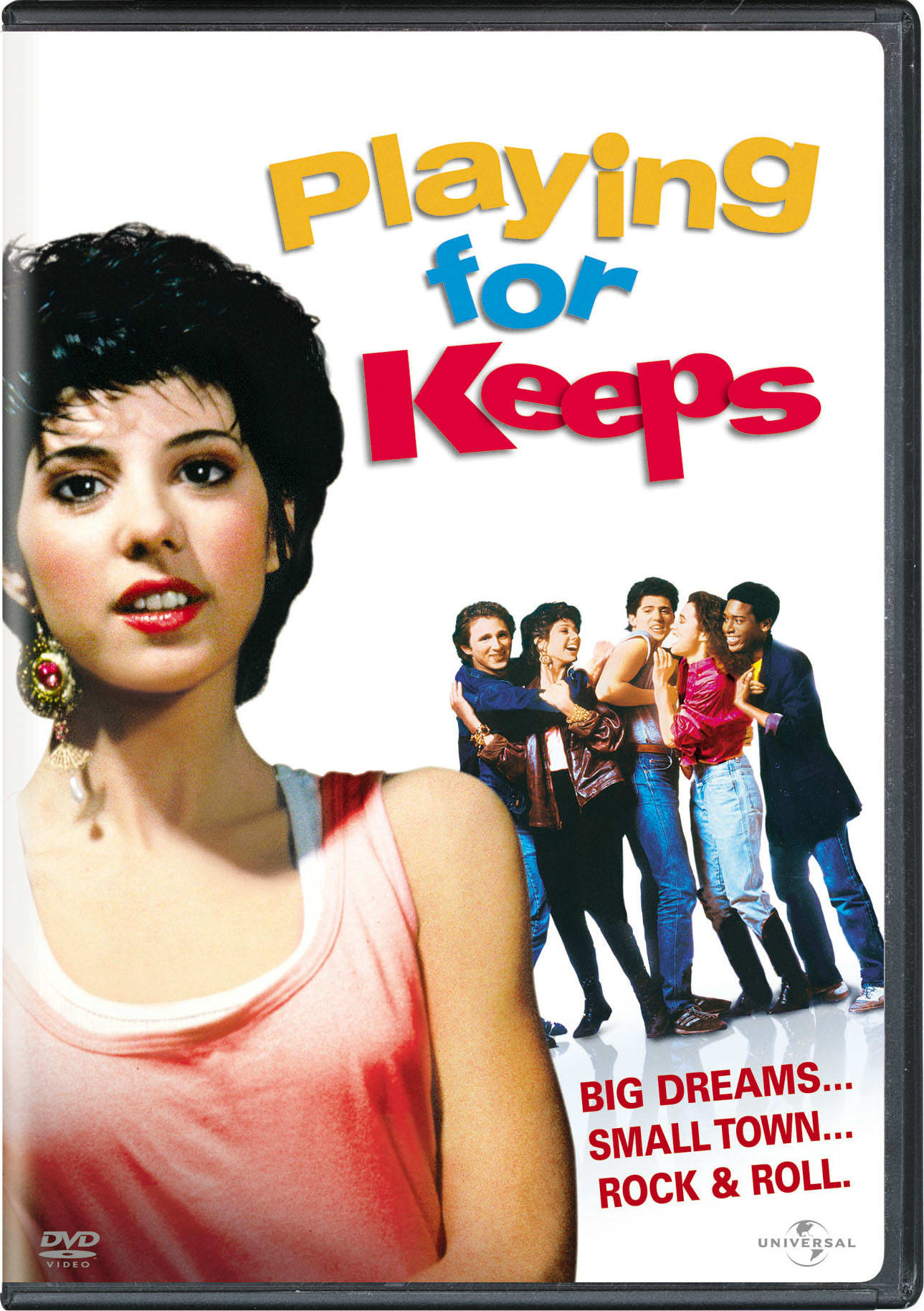 Playing for Keeps [DVD]