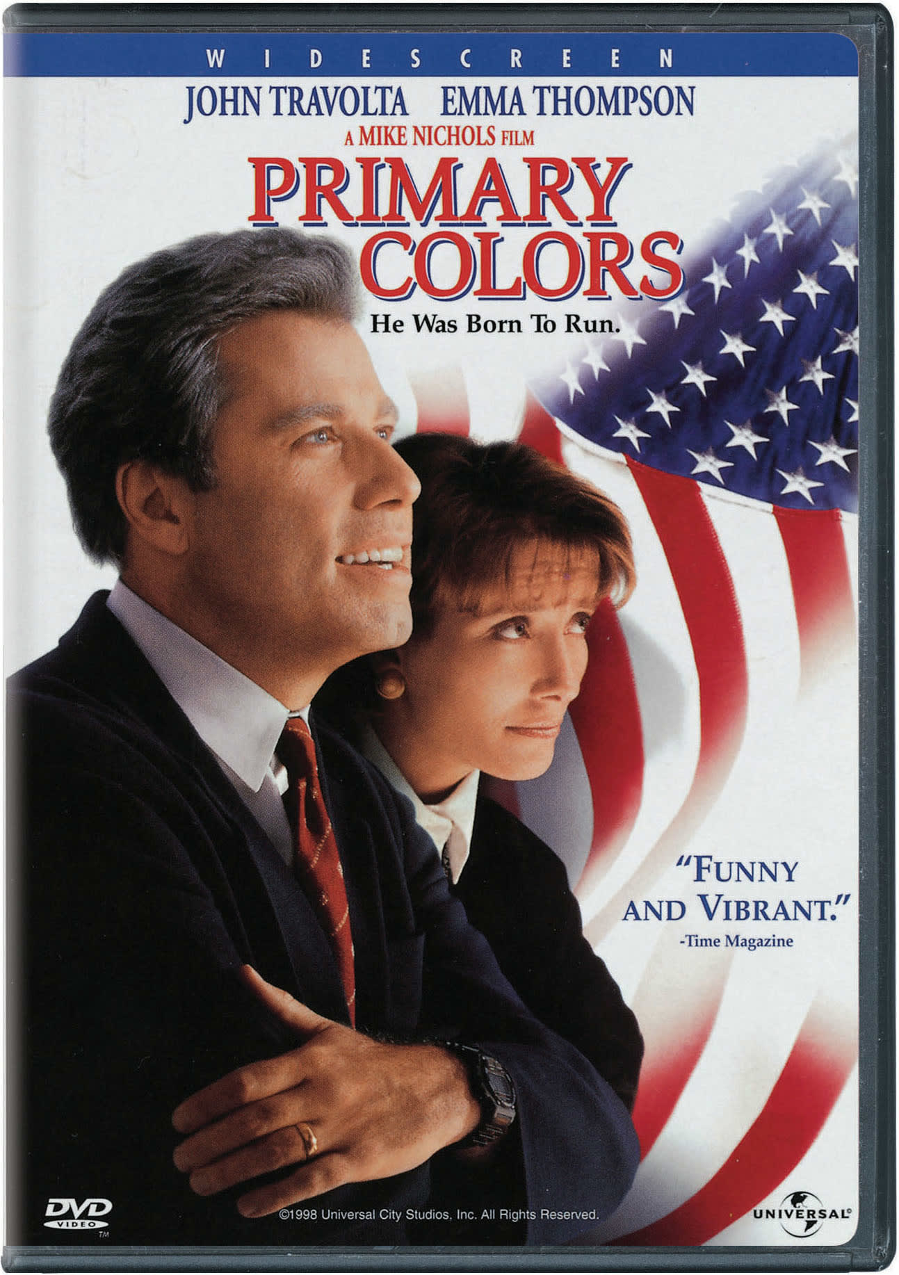 Primary Colors [DVD]